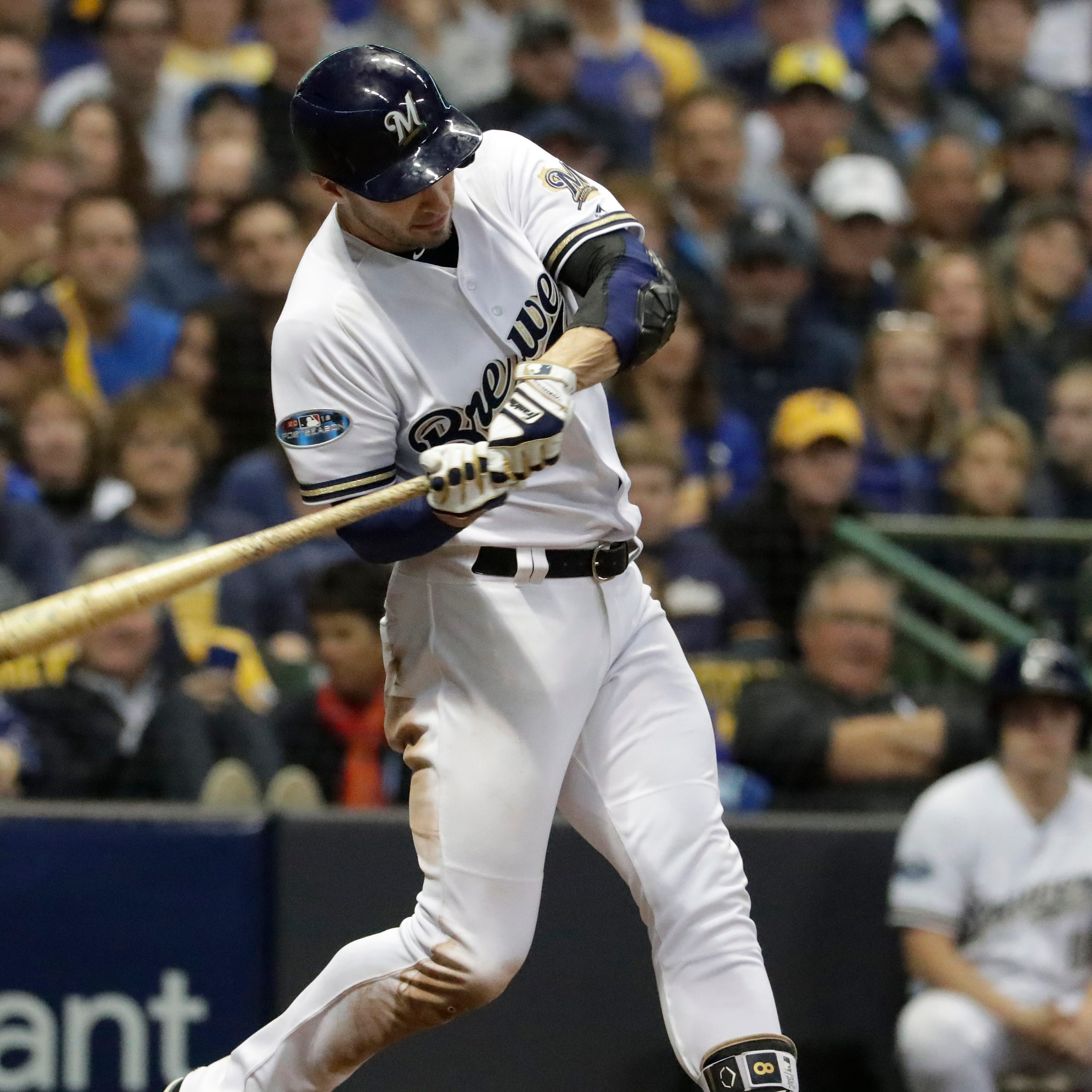 Left field: By tweaking bat path, Ryan Braun hopes to show you can teach an old dog new tricks