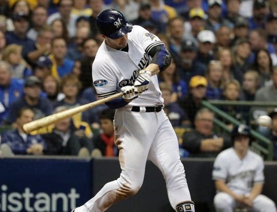 Ryan Braun hit into some tough luck last season and has worked this off-season on tweaking his swing.