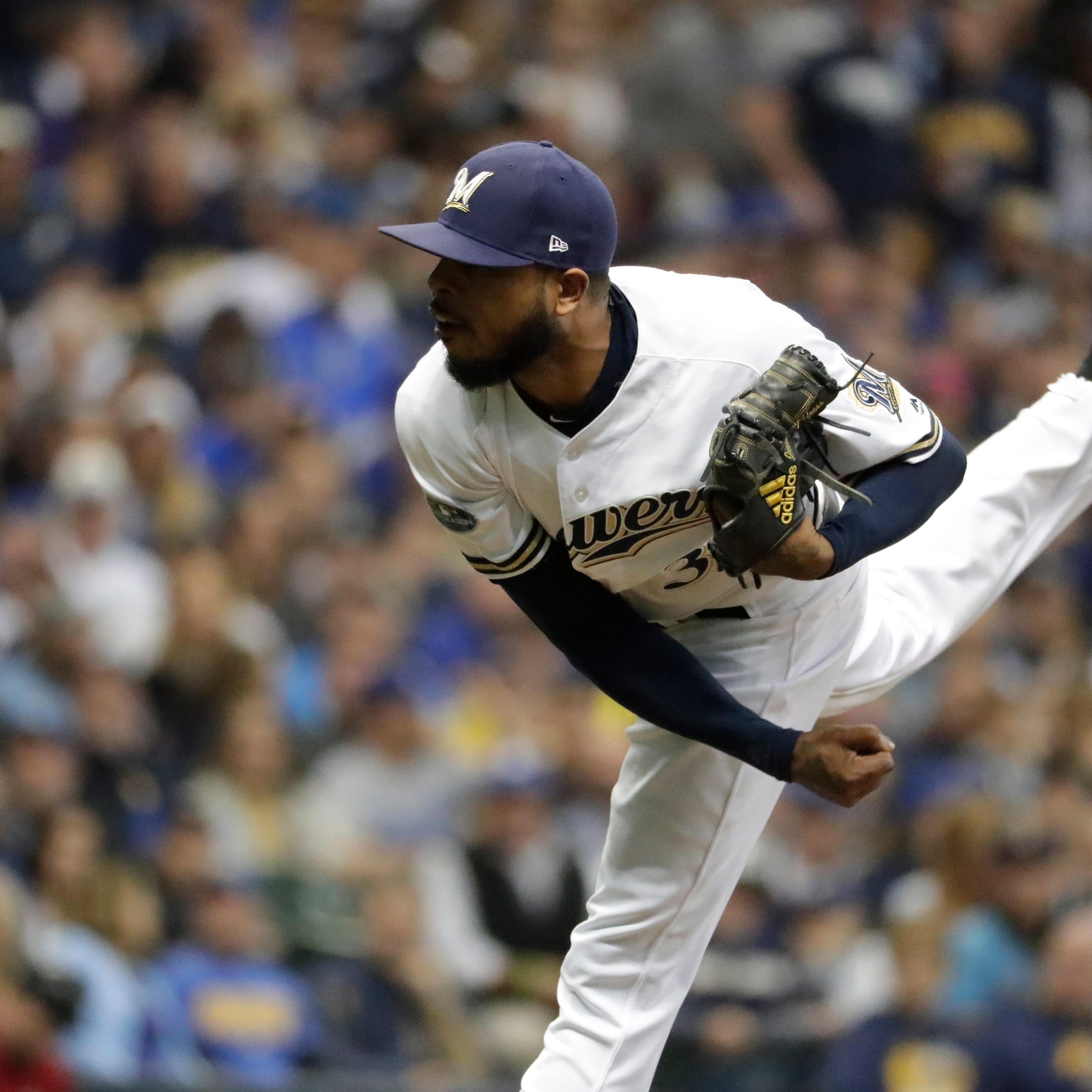 Jeremy Jeffress bought a food truck, and he's bringing his favorite fish fry to Milwaukee