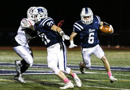 Randolph football stays undefeated with win against Morris Hills f652fe3f7