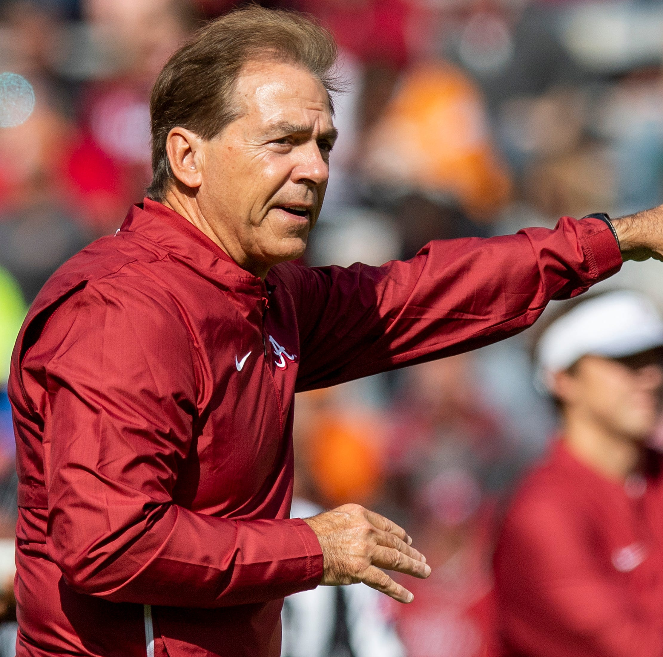 Will Alabama ever lose to Vols again? Not on Saban's watch