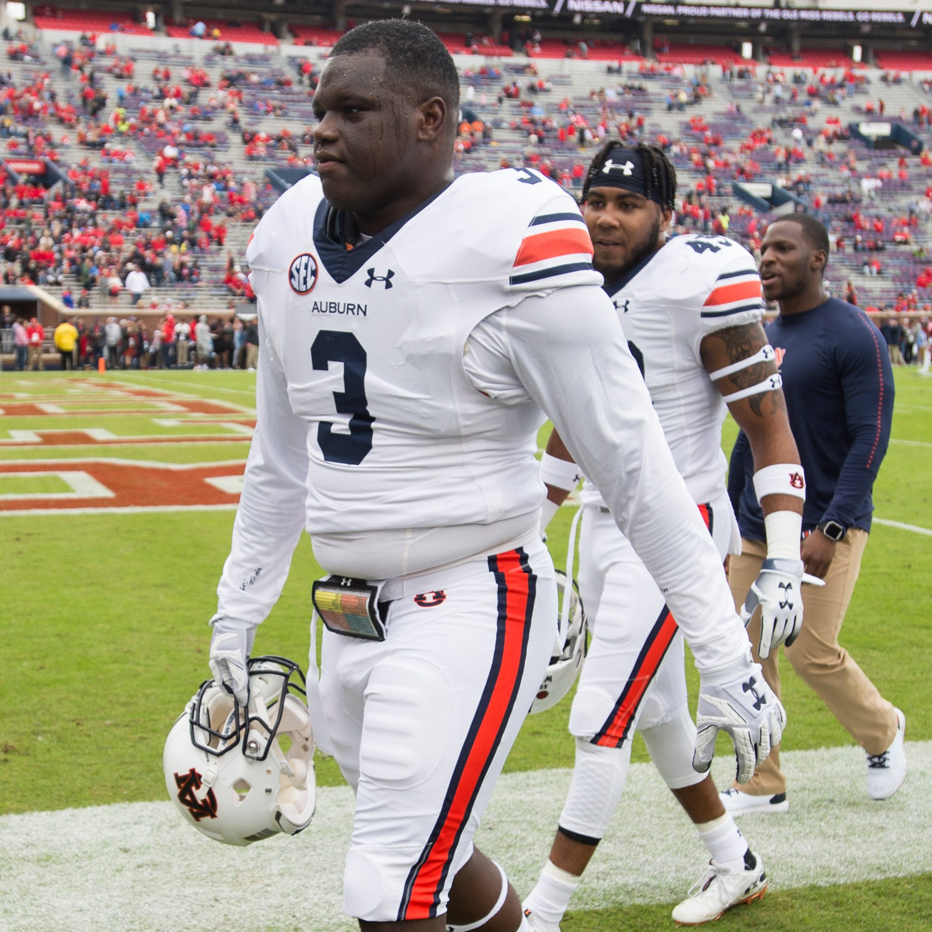 For Marlon Davidson, returning to Auburn was a business decision