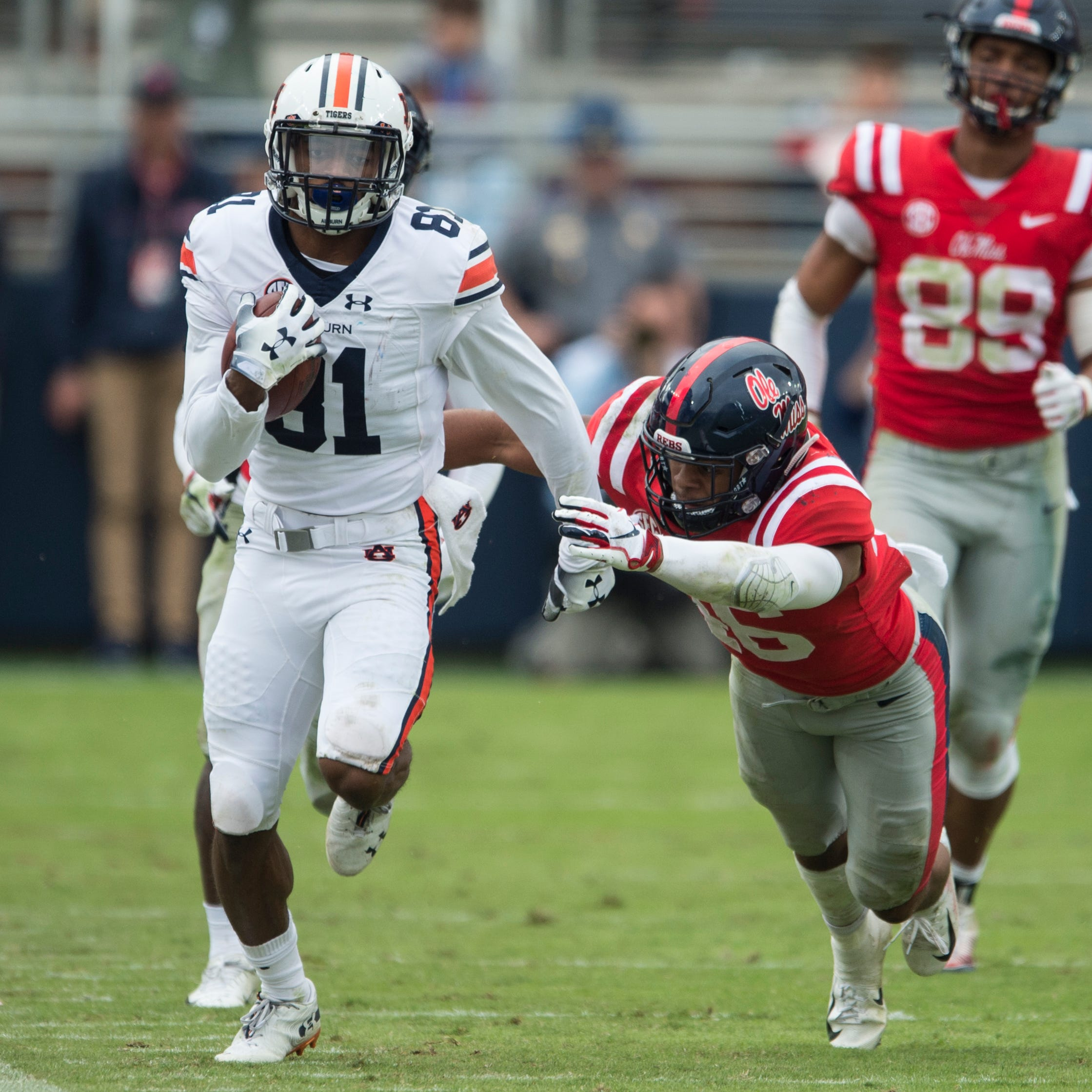 NFL Draft Day 3 recap: Auburn's Slayton goes to Giants, Deshaun Davis to Bengals, Cox to Dolphins, Russell to Jaguars