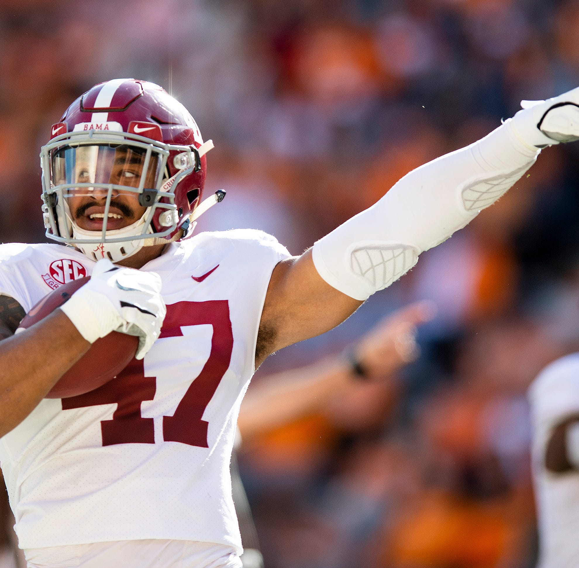 Alabama earns high marks for 12th straight win over Big Orange