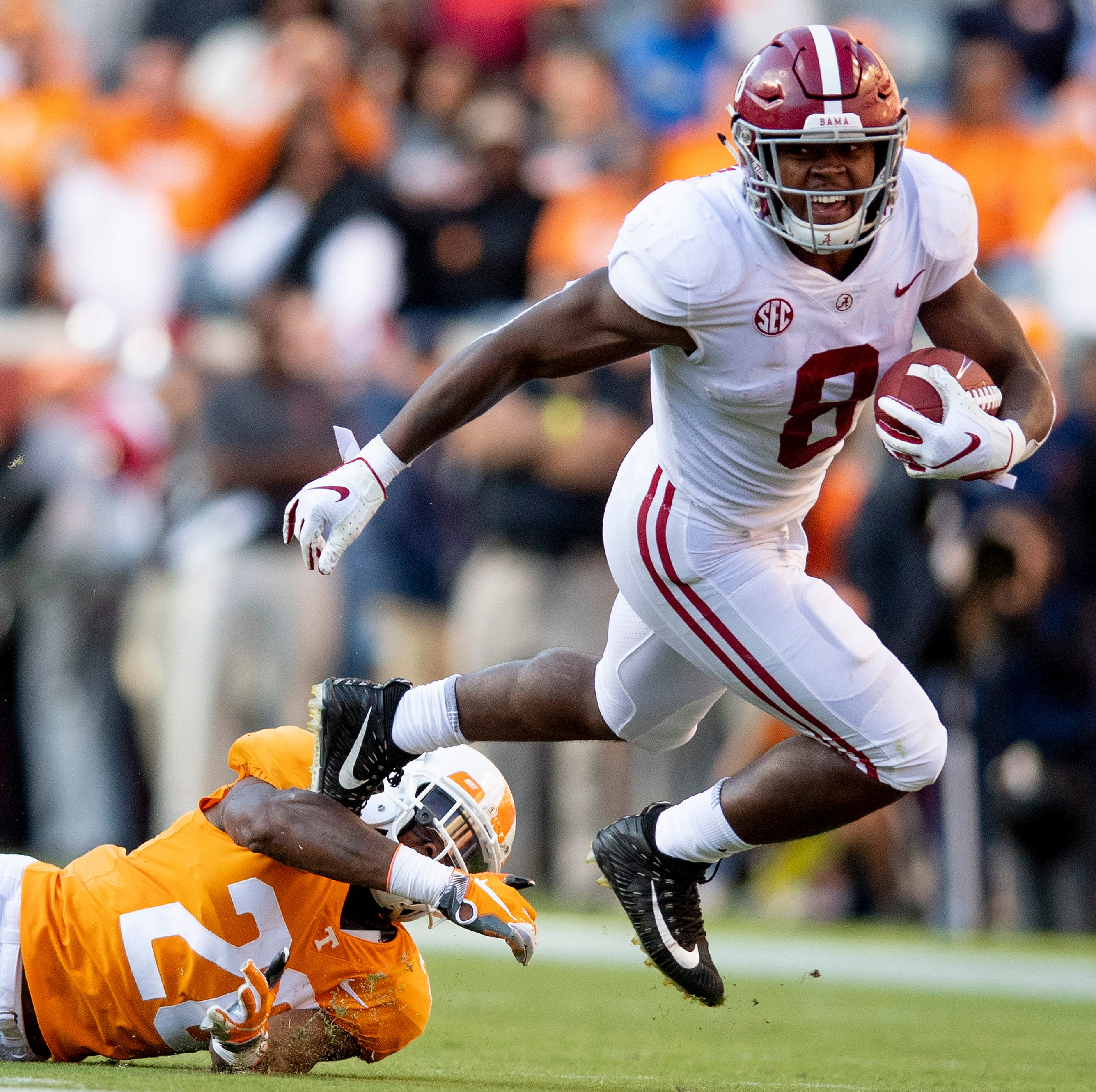 Alabama writes new chapter in its history with Tennessee