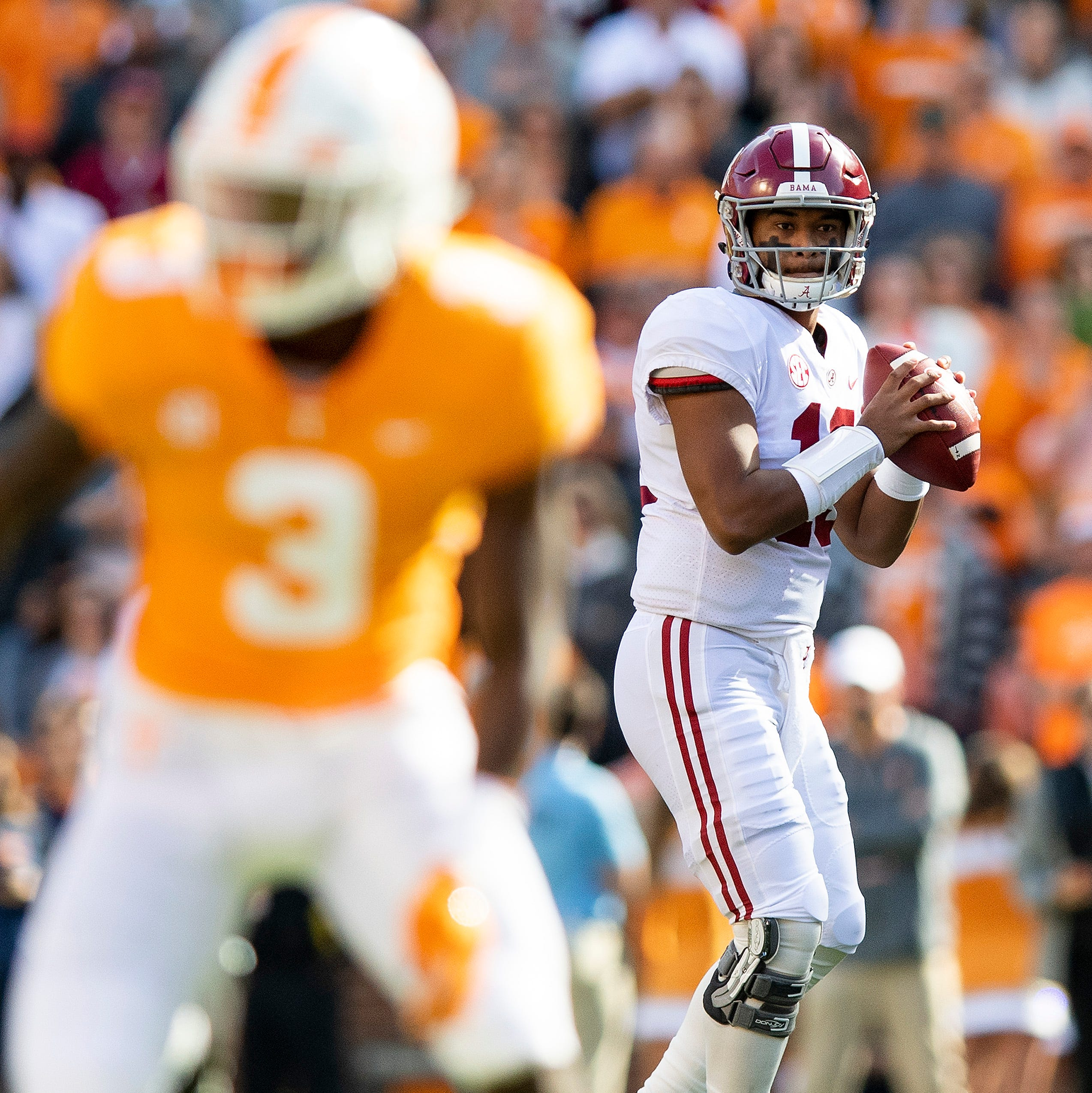 Could Alabama's offensive efficiency come back to haunt Crimson Tide?