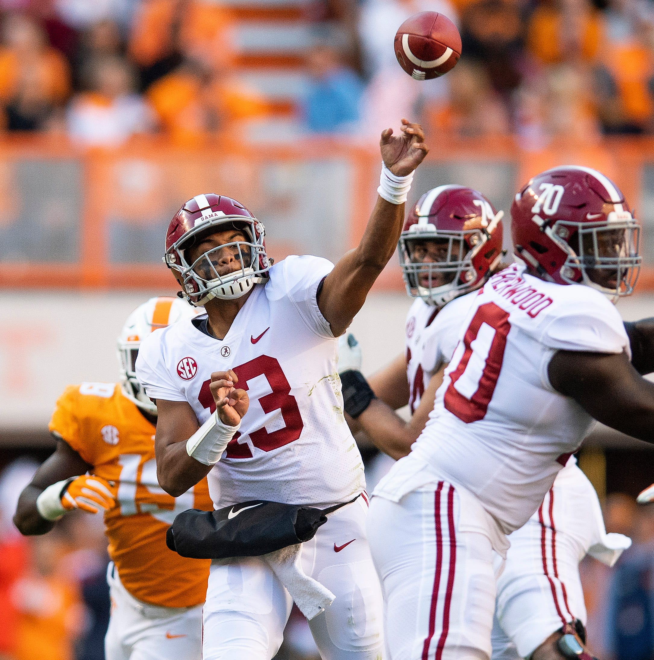 The Vols will survive. But it's over for college football — Alabama's too good.