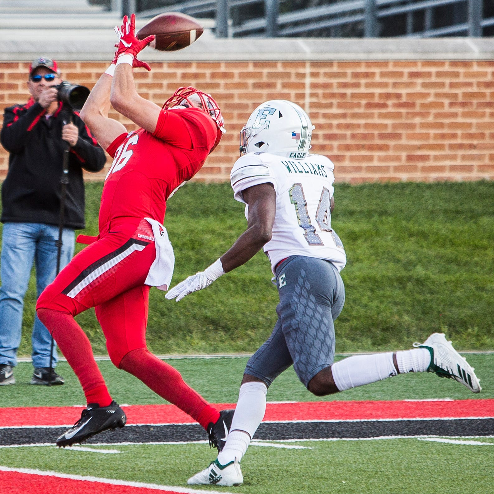Ball State football in 'vulnerable position' after Homecoming loss to Eastern Michigan