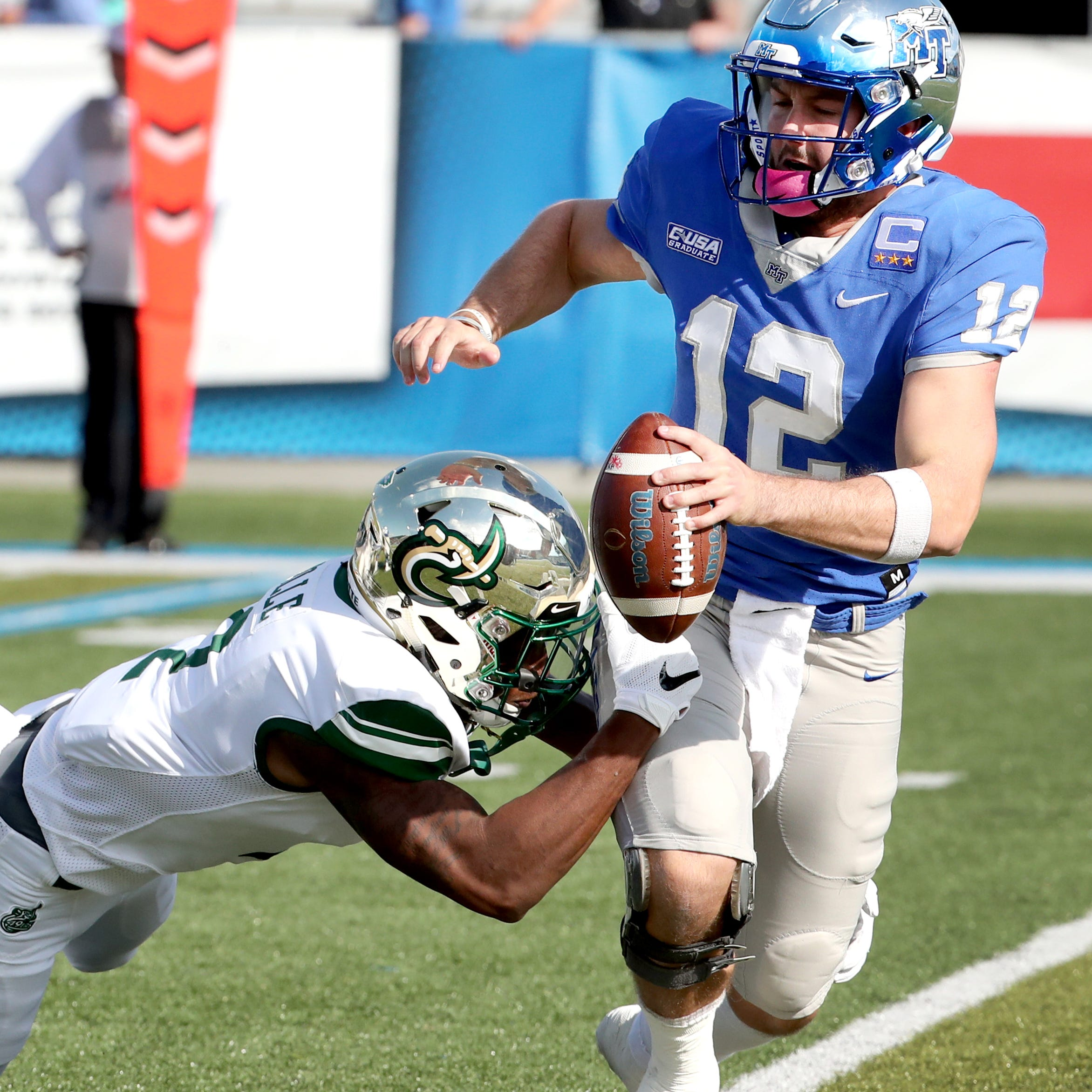 MTSU 21, Charlotte 13: 5 things we learned as Brent Stockstill returns