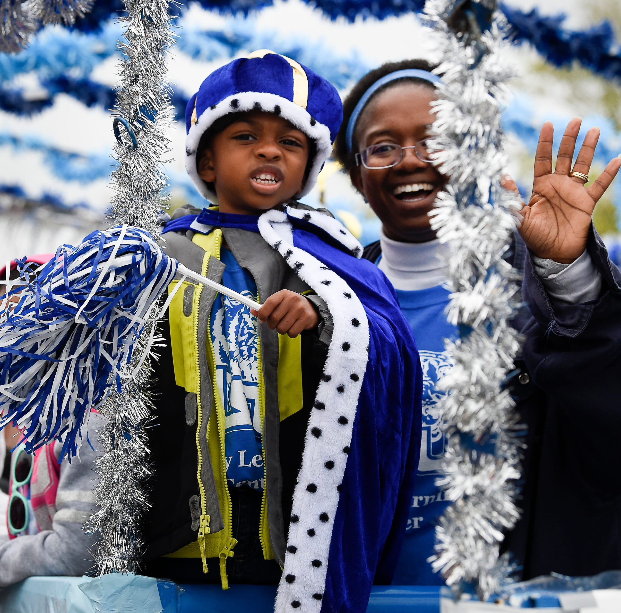 TSU homecoming parade draws thousands to Nashville