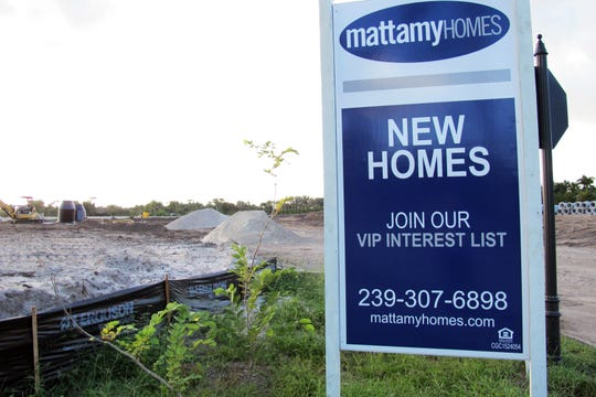 Arboretum, a new condominium development from Mattamy Homes, is under construction on the northwest corner of Bayshore and Thomasson drives in East Naples.