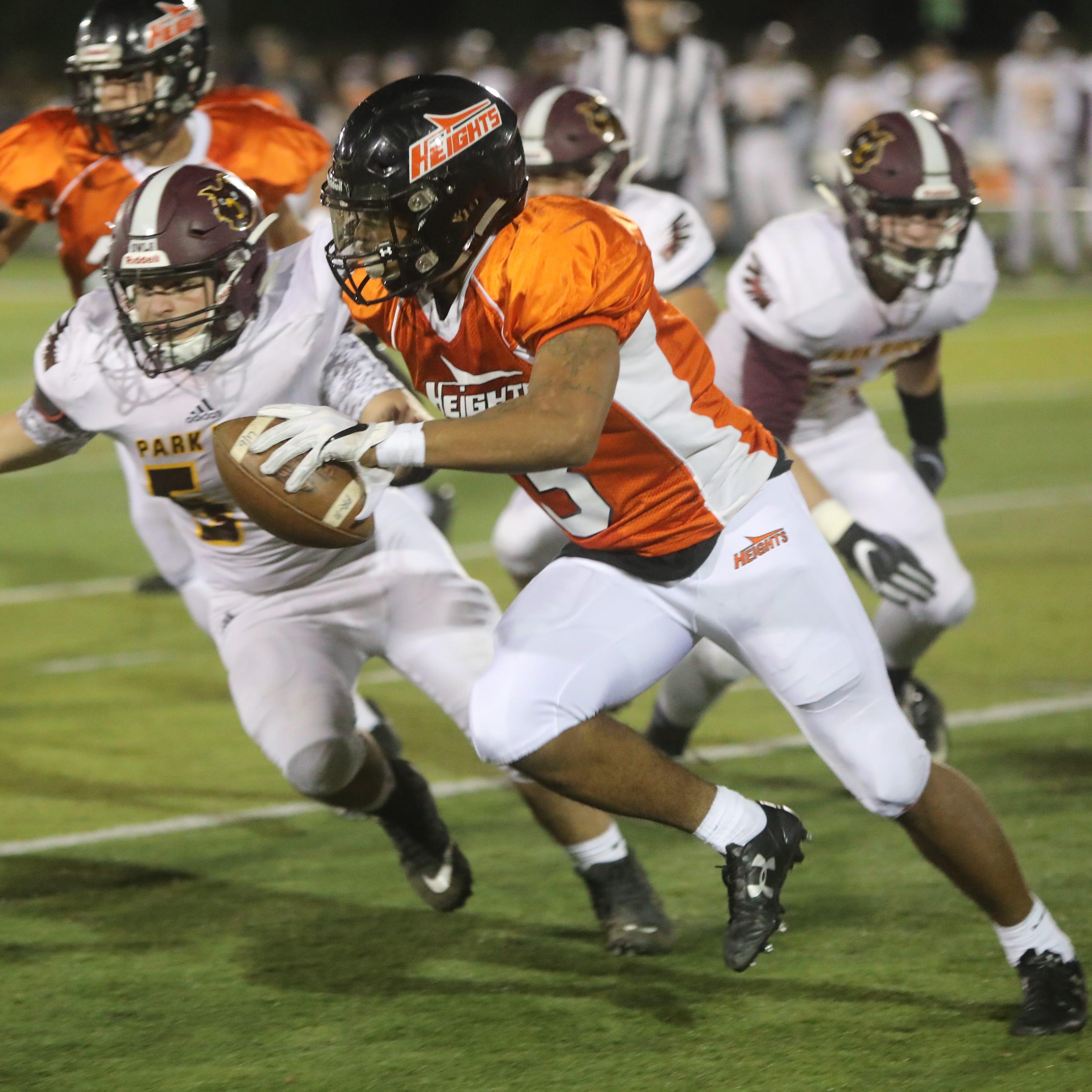 Hasbrouck Heights football earns third NJIC final bid with win over Park Ridge