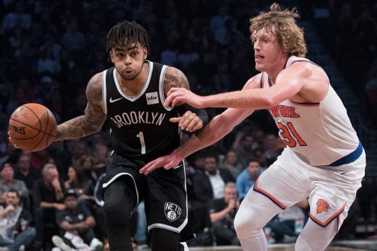 Ron Baker D Angelo Russell