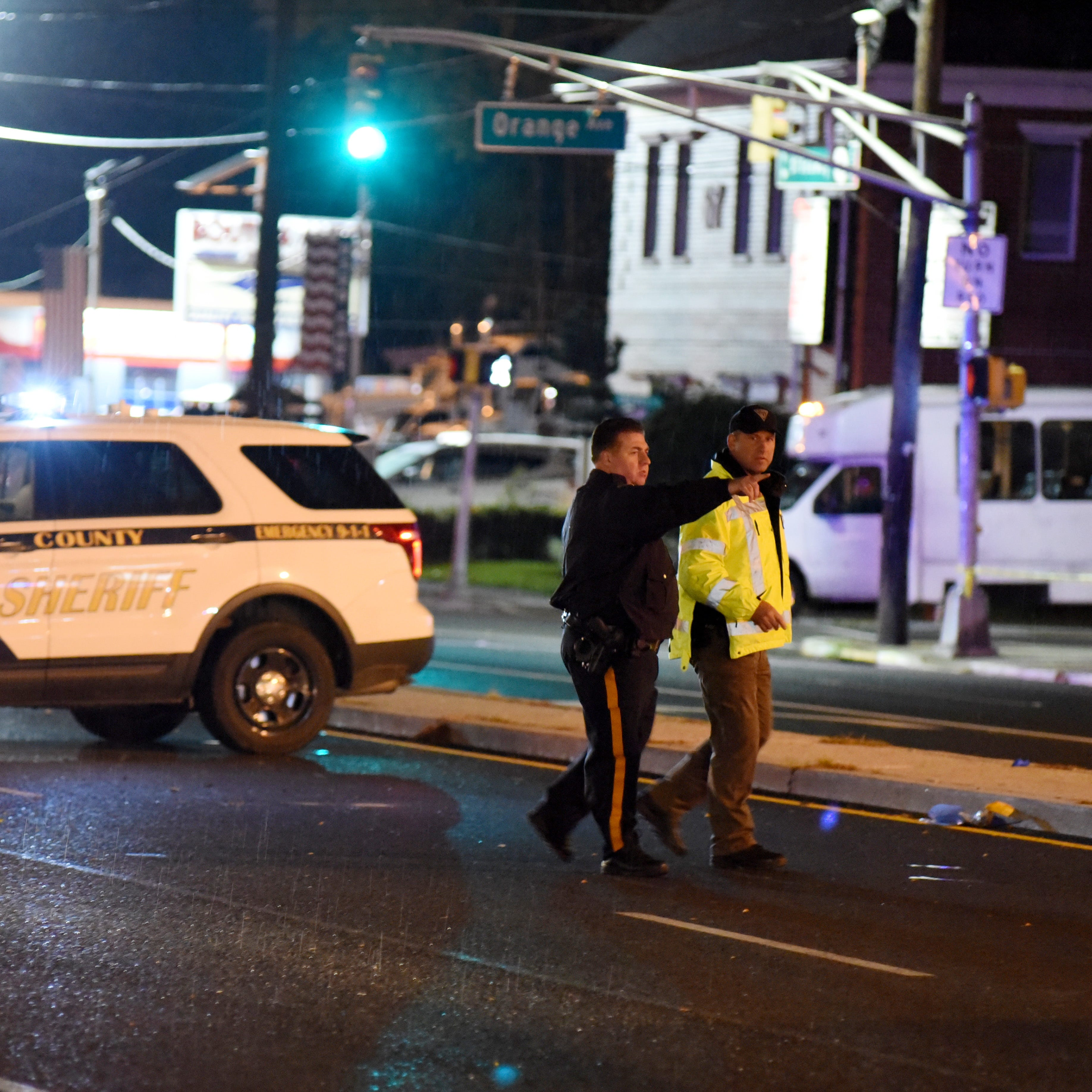 Police seek help identifying pedestrian killed in Elmwood Park on Broadway