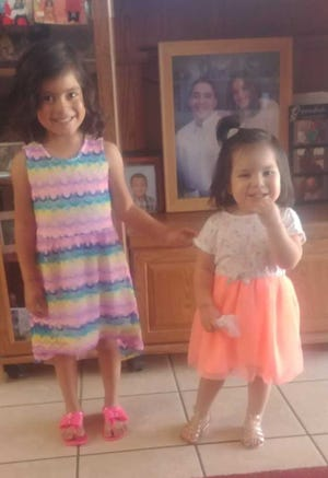 Lilliana, 4, and Karolynn, 1, were both born prematurely. They and their mother, Tiffany Gomez, will be the March of Dimes Ambassador Family for the 12th Annual High Heels for High Hopes show 7 p.m. Saturday, November 17 at the Las Cruces Convention Center.
