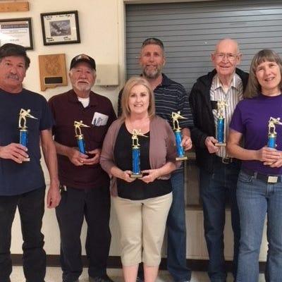 Alamogordo's Community Pool League winners