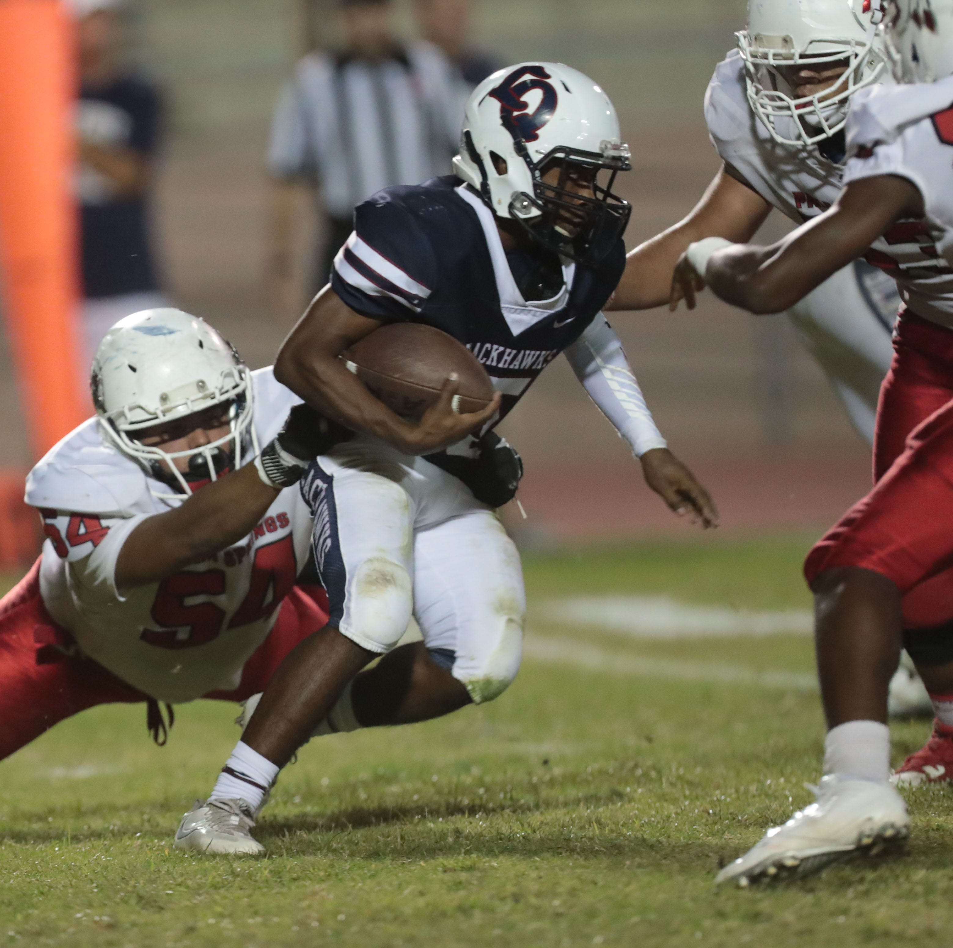 La Quinta grinds out win against Palm Springs team likely to see their playoff streak end