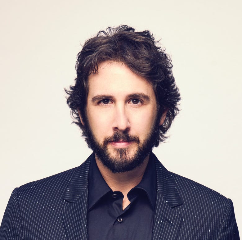 Josh Groban: From 'Bridges' to Tony Danza and 'The Good Cop,' he's one busy man