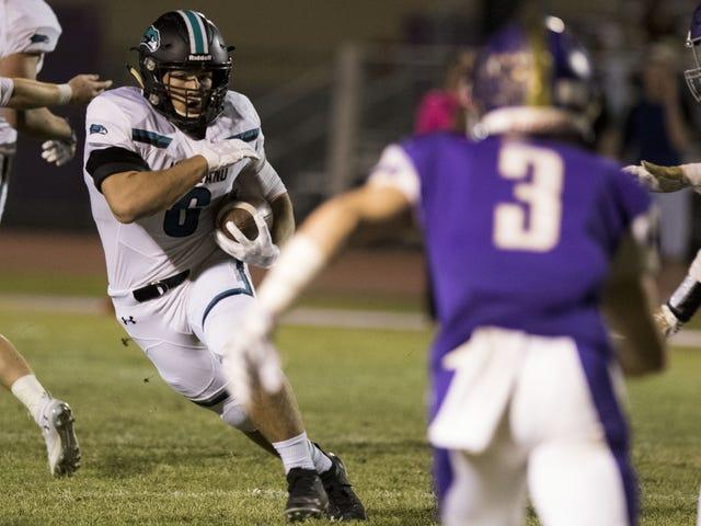 Big 150 Arizona high school football 2020 class prospects