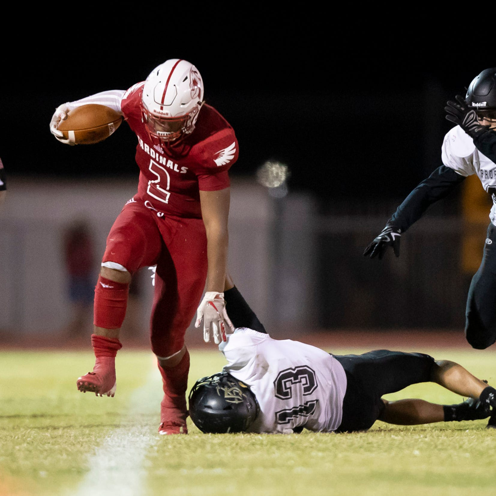 Top performers in Week 10 of Arizona high school football