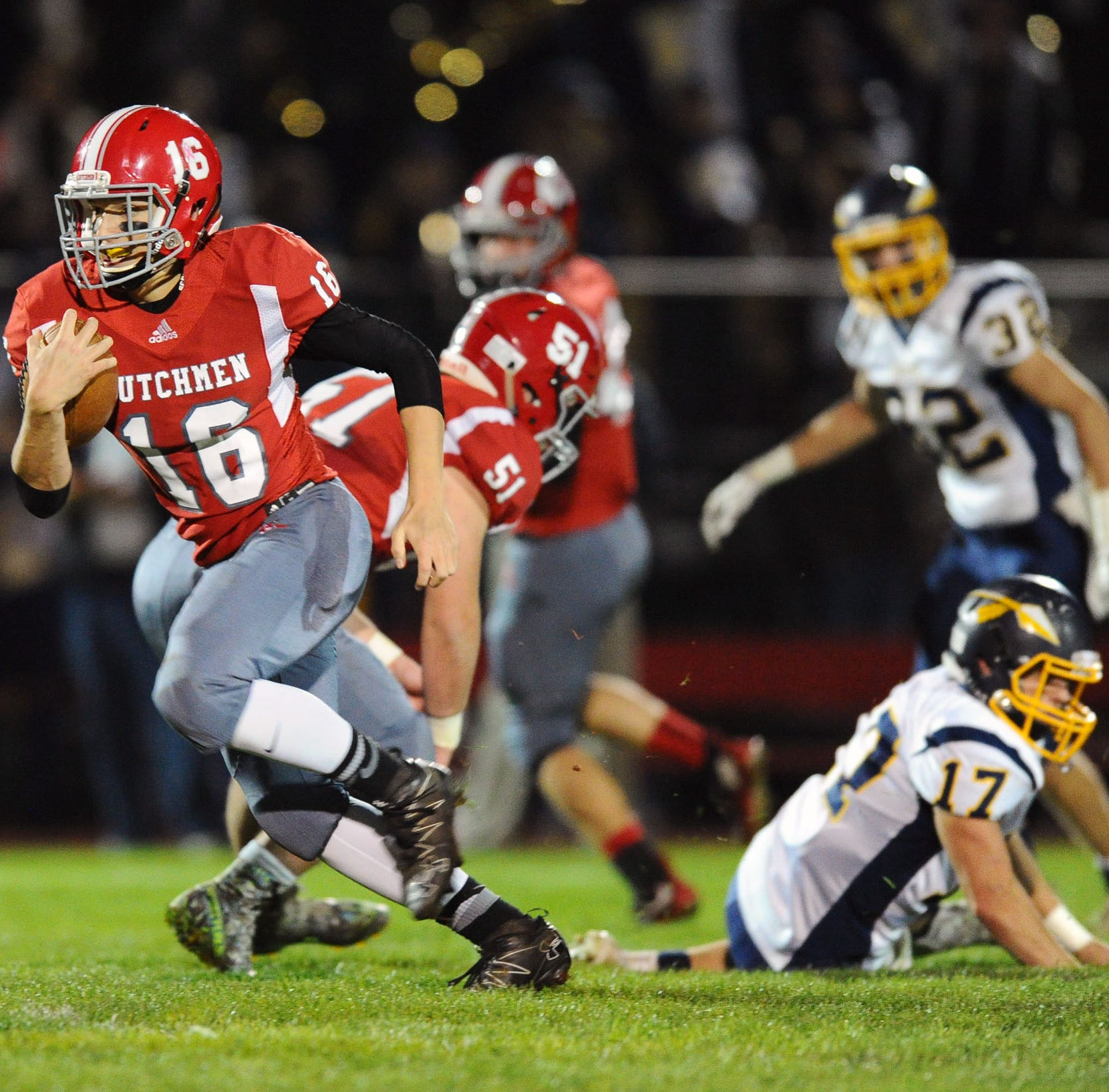 Annville-Cleona rediscovers mojo, picks up critical football win over rival Elco
