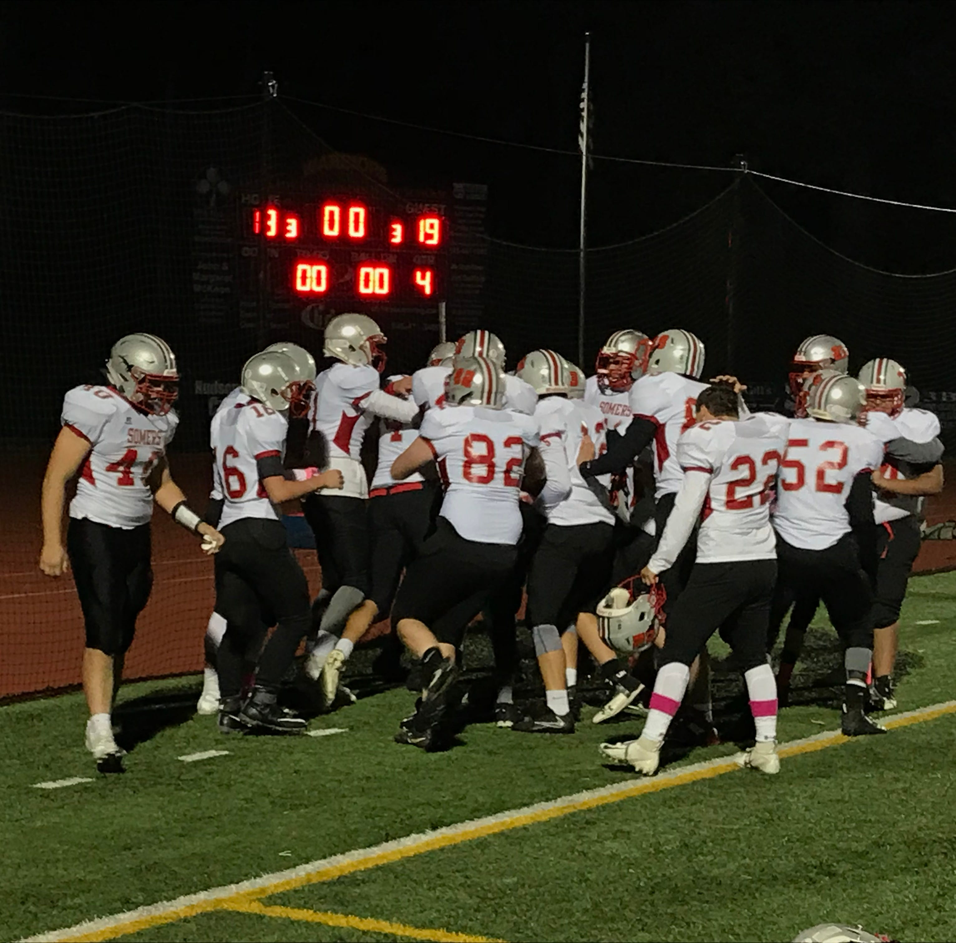 Somers beats Lourdes in the final seconds of Class A quarterfinals