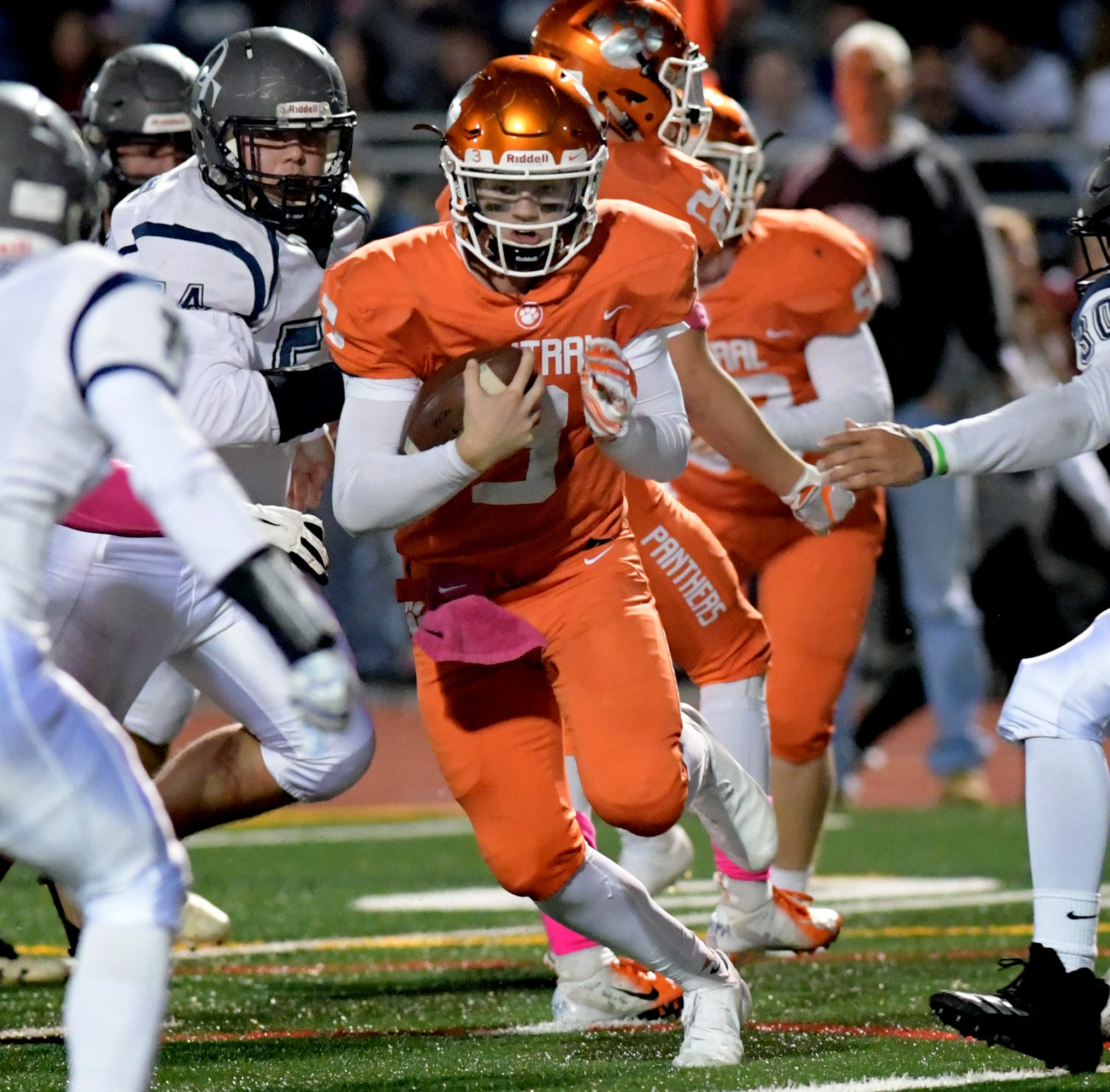 Game-sealing drive against Dallastown perfect display of Central York's offensive prowess