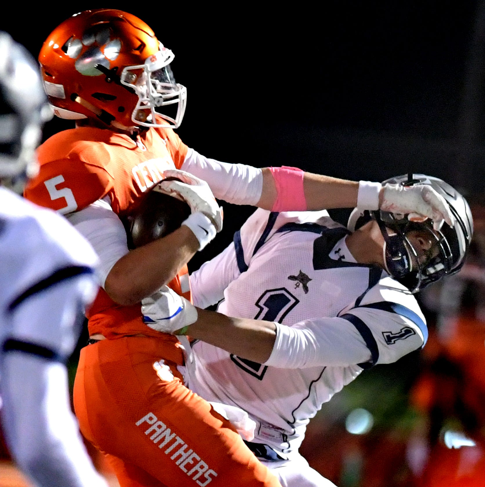 Central York football avoids déjà vu, beats Dallastown with strong second half