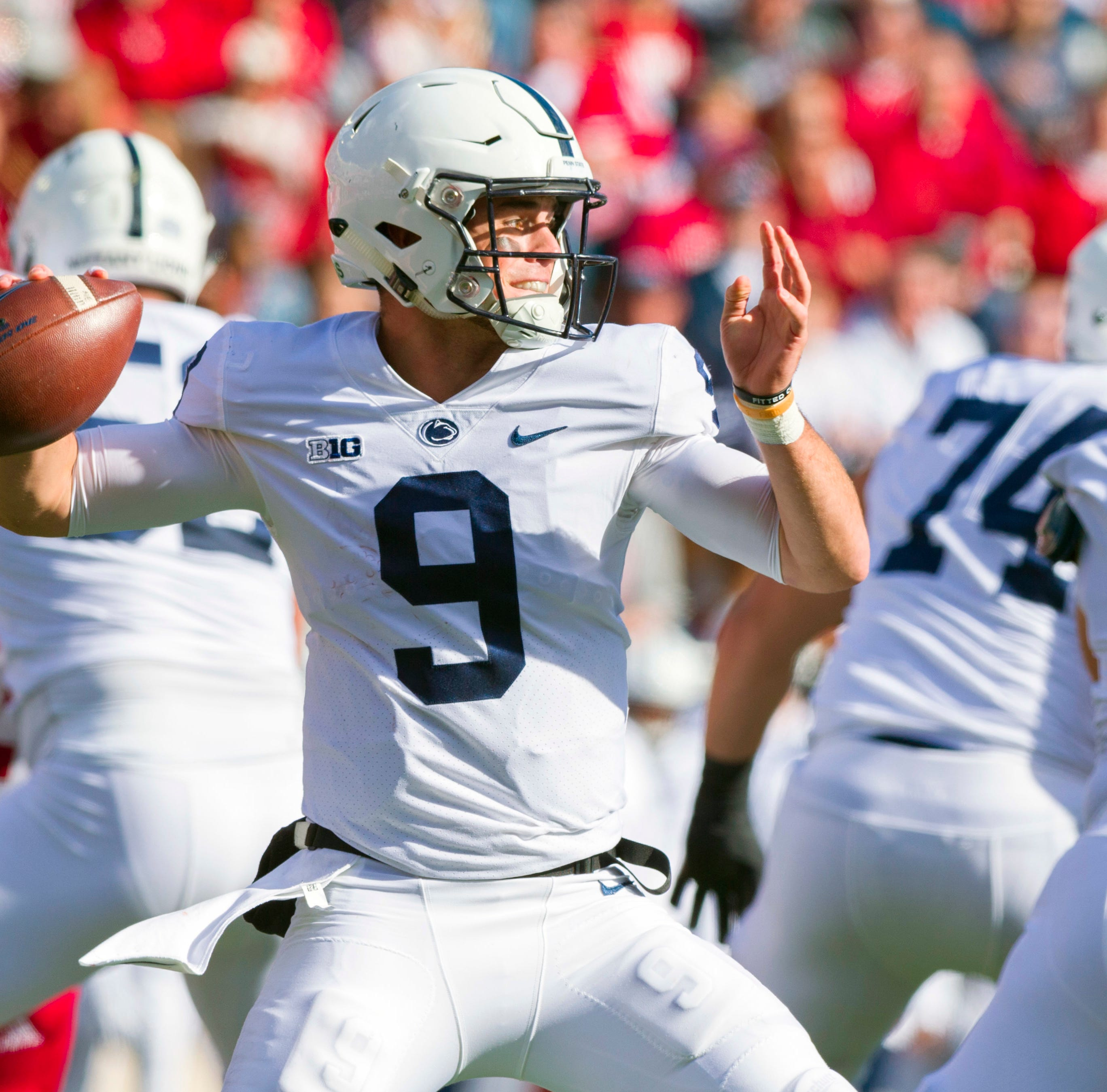 Pass rush, special teams' flurry pushes Penn State to crucial win in Indiana