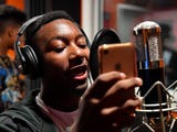 De'Andre Cox, aka BTG Dre, is a promising 17-year-old rapper from West Baltimore. He moved to York for a better life and raps about his experiences.