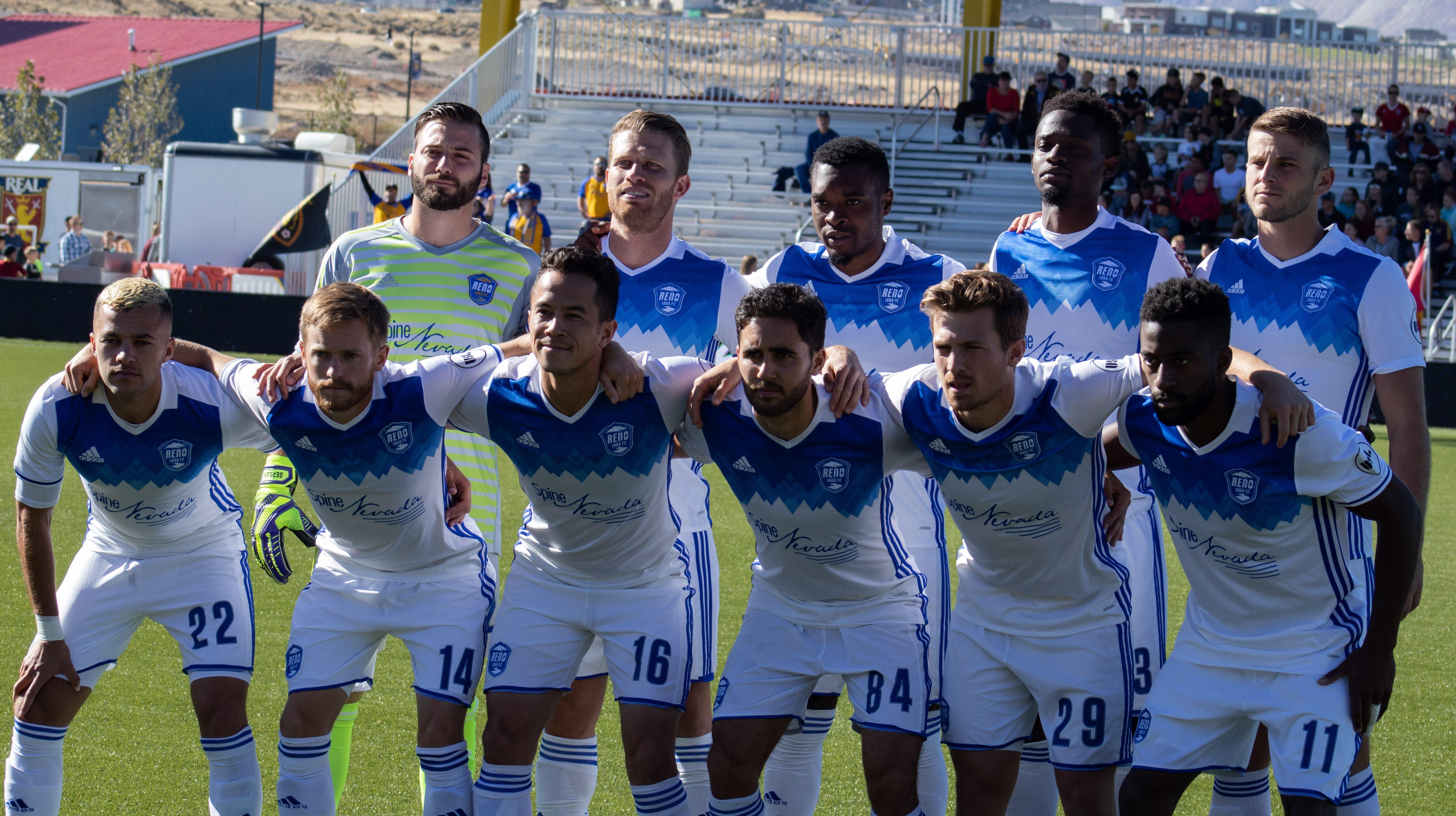 Reno 1868 FC gets win in USL playoffs