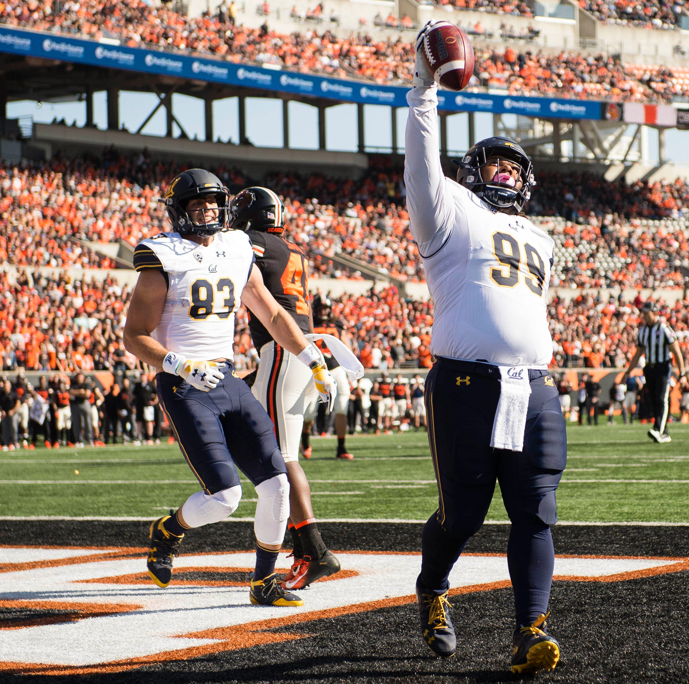 OSU routed by Cal, suffers 13th consecutive Pac-12 defeat