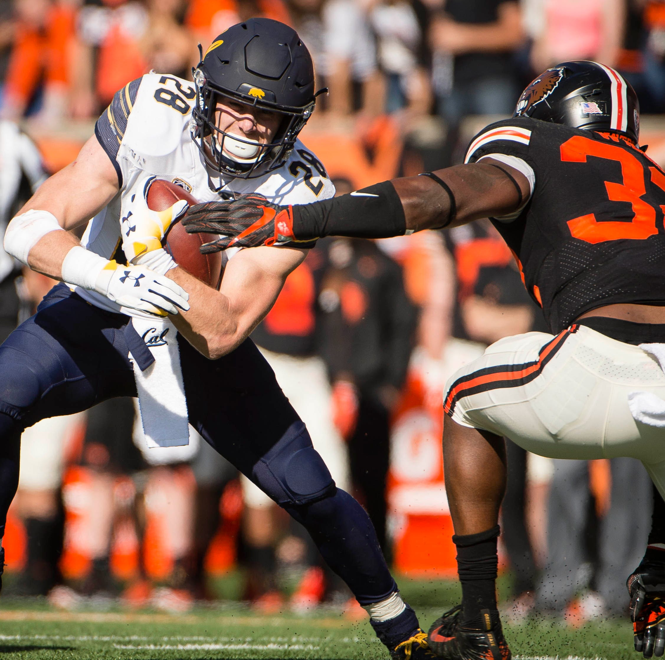 Live updates: Cal rolls to 49-7 victory at Oregon State