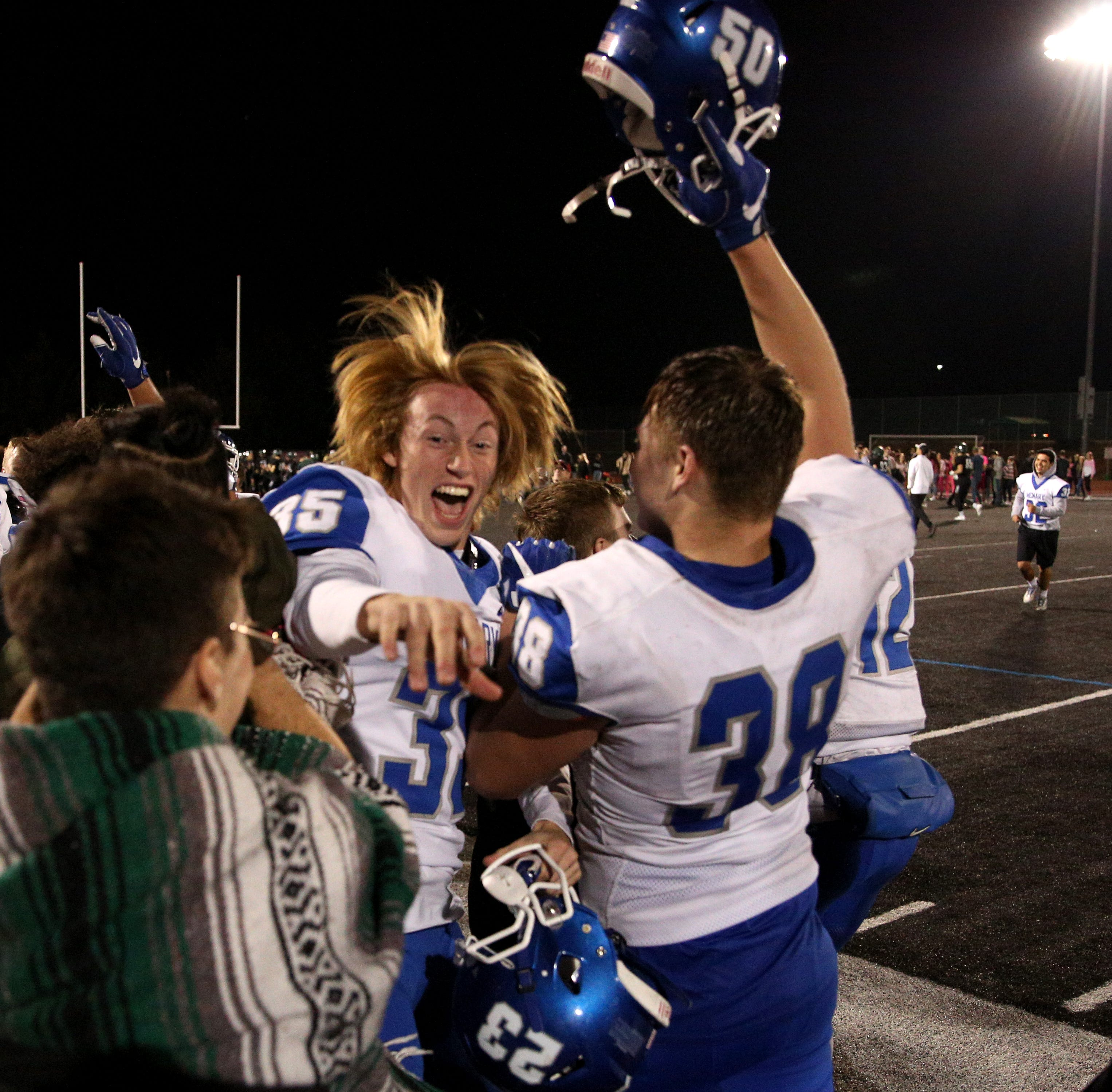 Football roundup: McNary earns huge win at West Salem