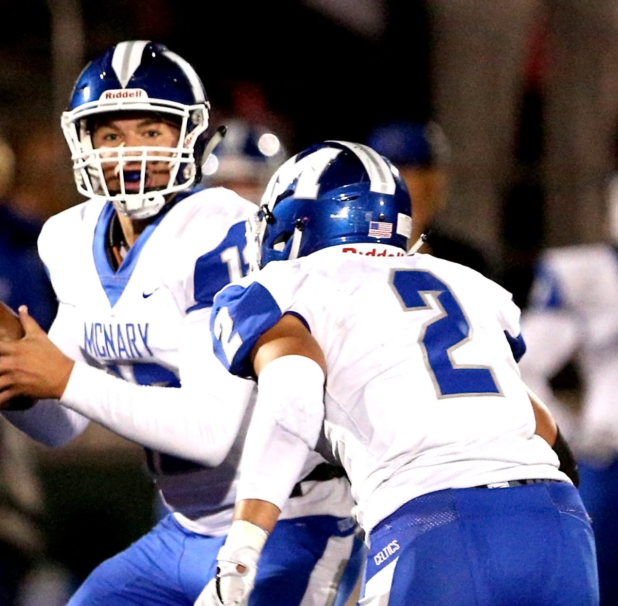 McNary punctuates comeback season with huge win at West Salem