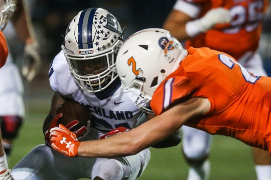 San Angelo Central senior safety Cody Parker and the Bobcats didn't allow any offensive points in a 10-2 win on the road against Hurst Bell two weeks ago. Central had an extra week to prepare for Friday's showdown with No. 12 Fort Worth Haltom.