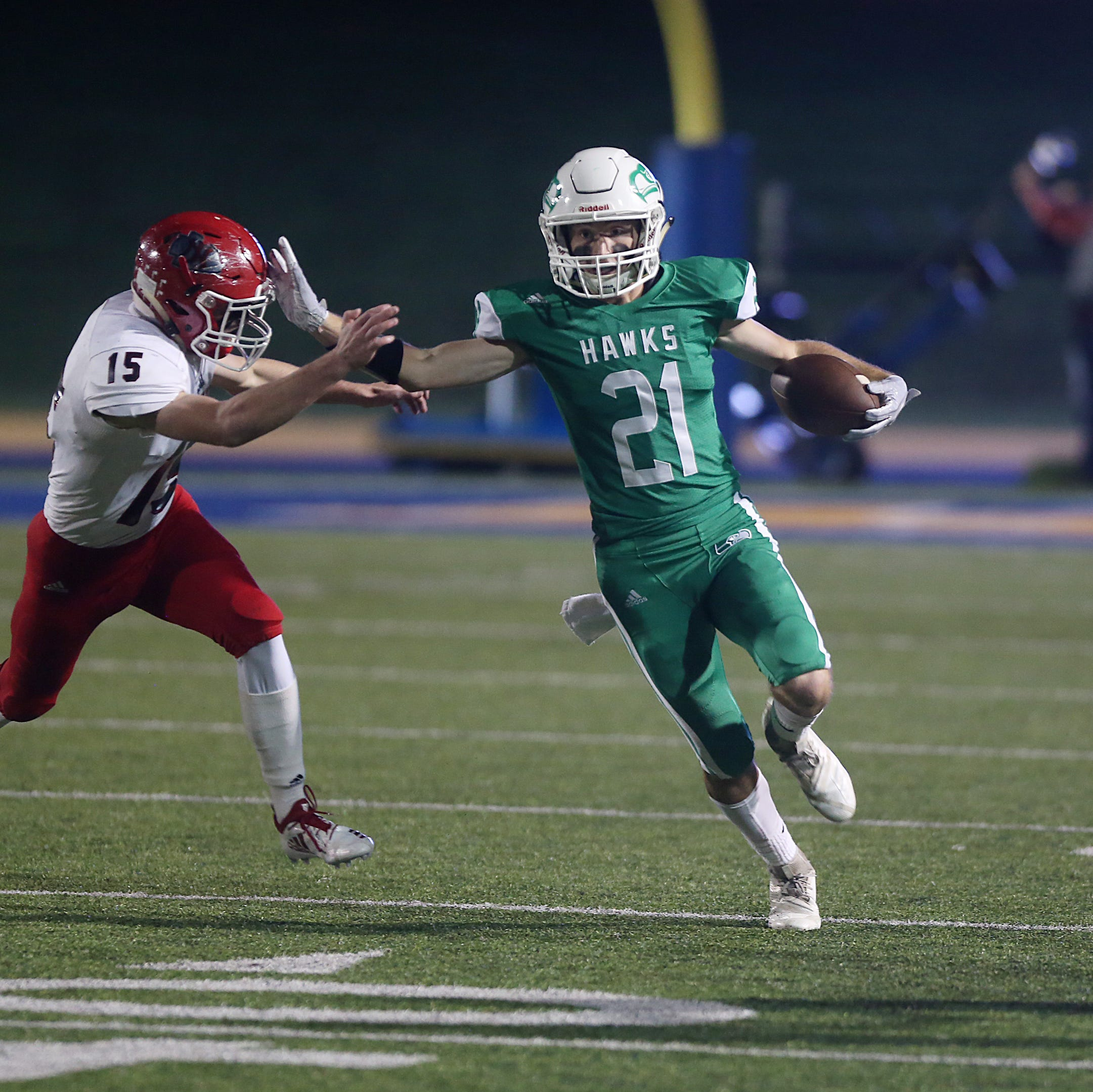 Interception returns spark Wall to win over Jim Ned