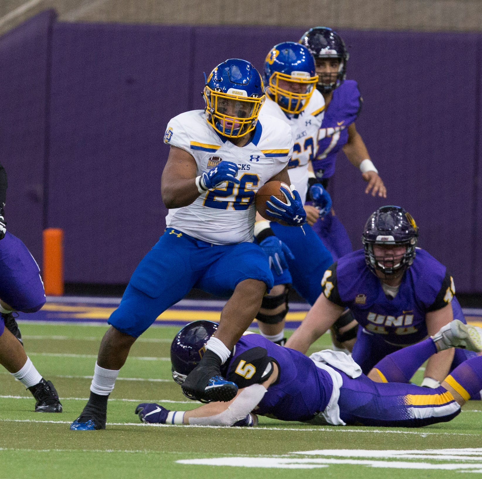 Northern Iowa shuts down South Dakota State 24-9
