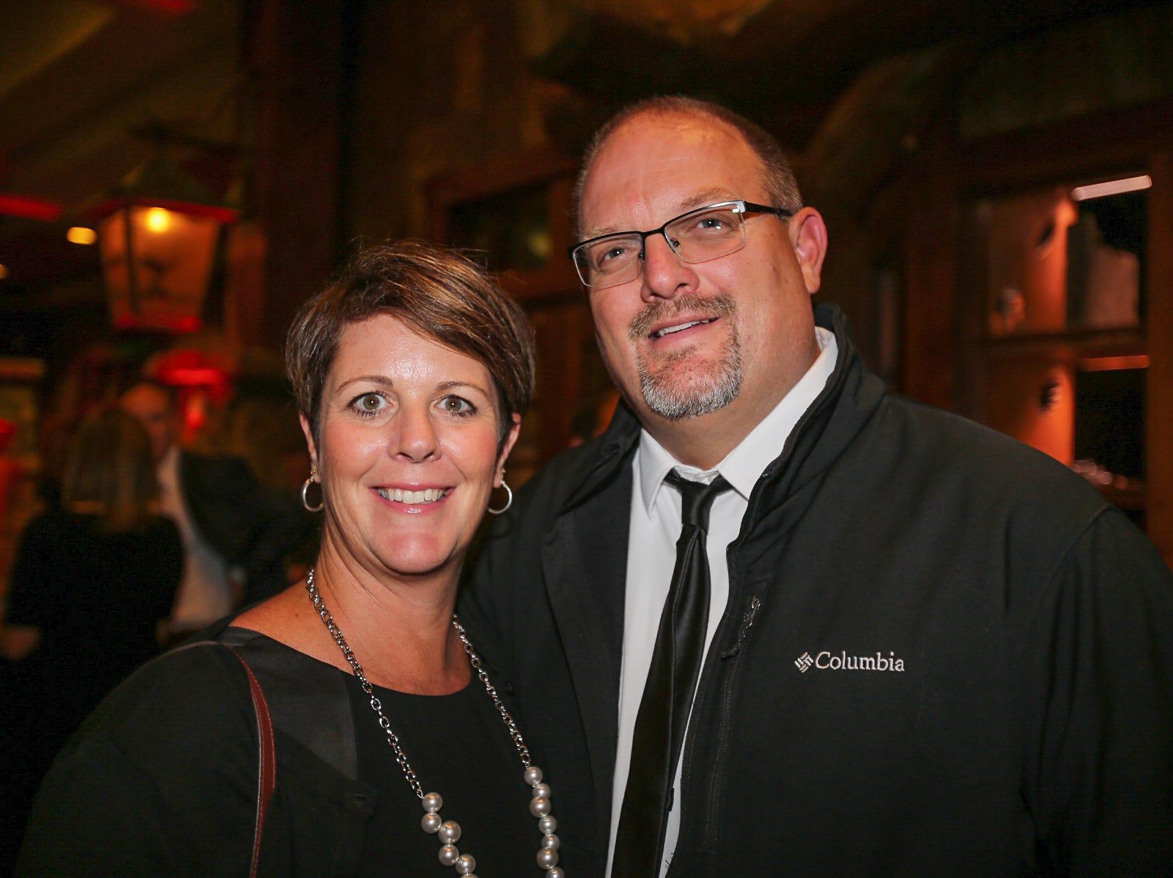 Brooke and Monty Gritzner