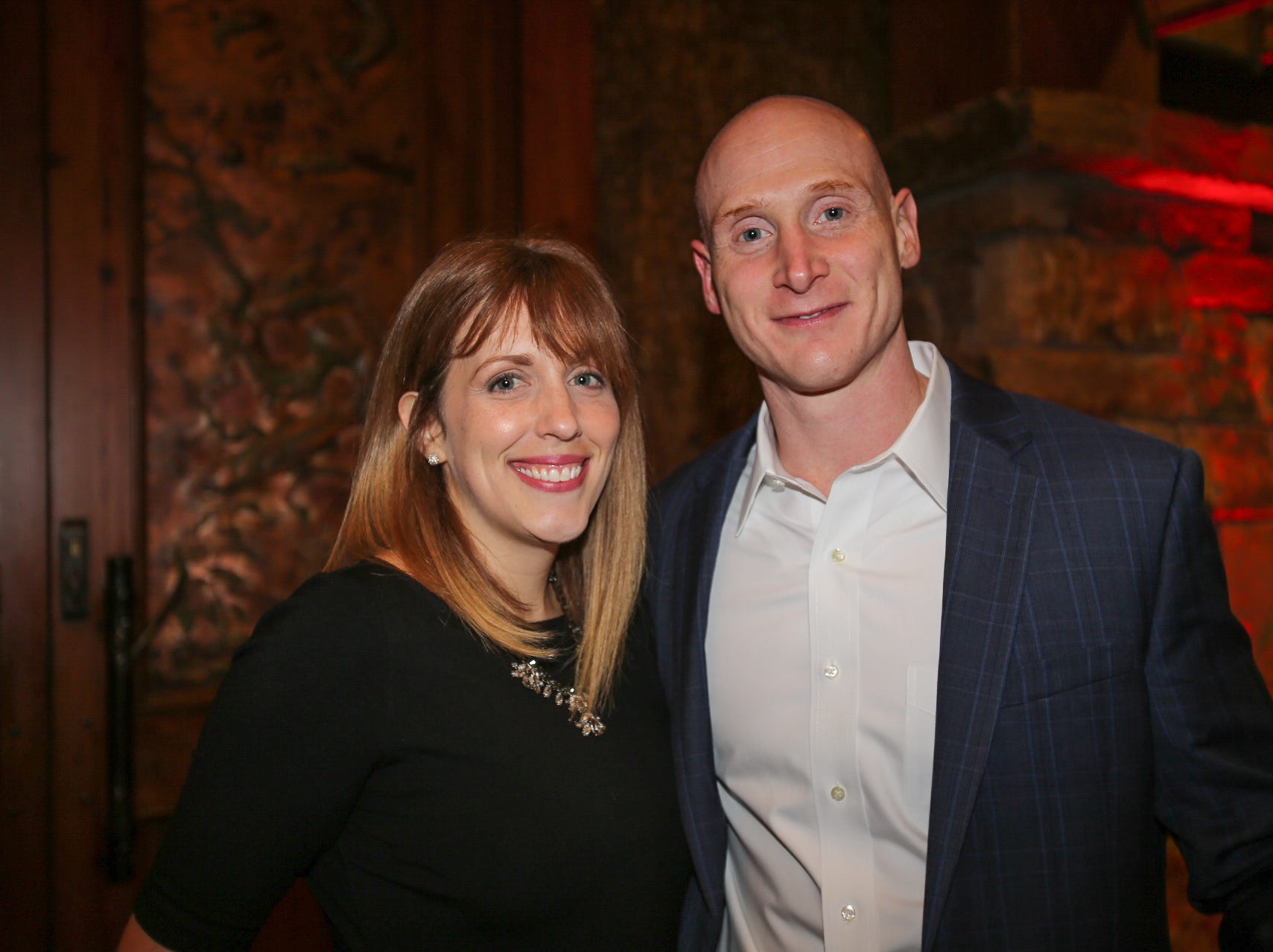 Lindsay and Adam Reichert
