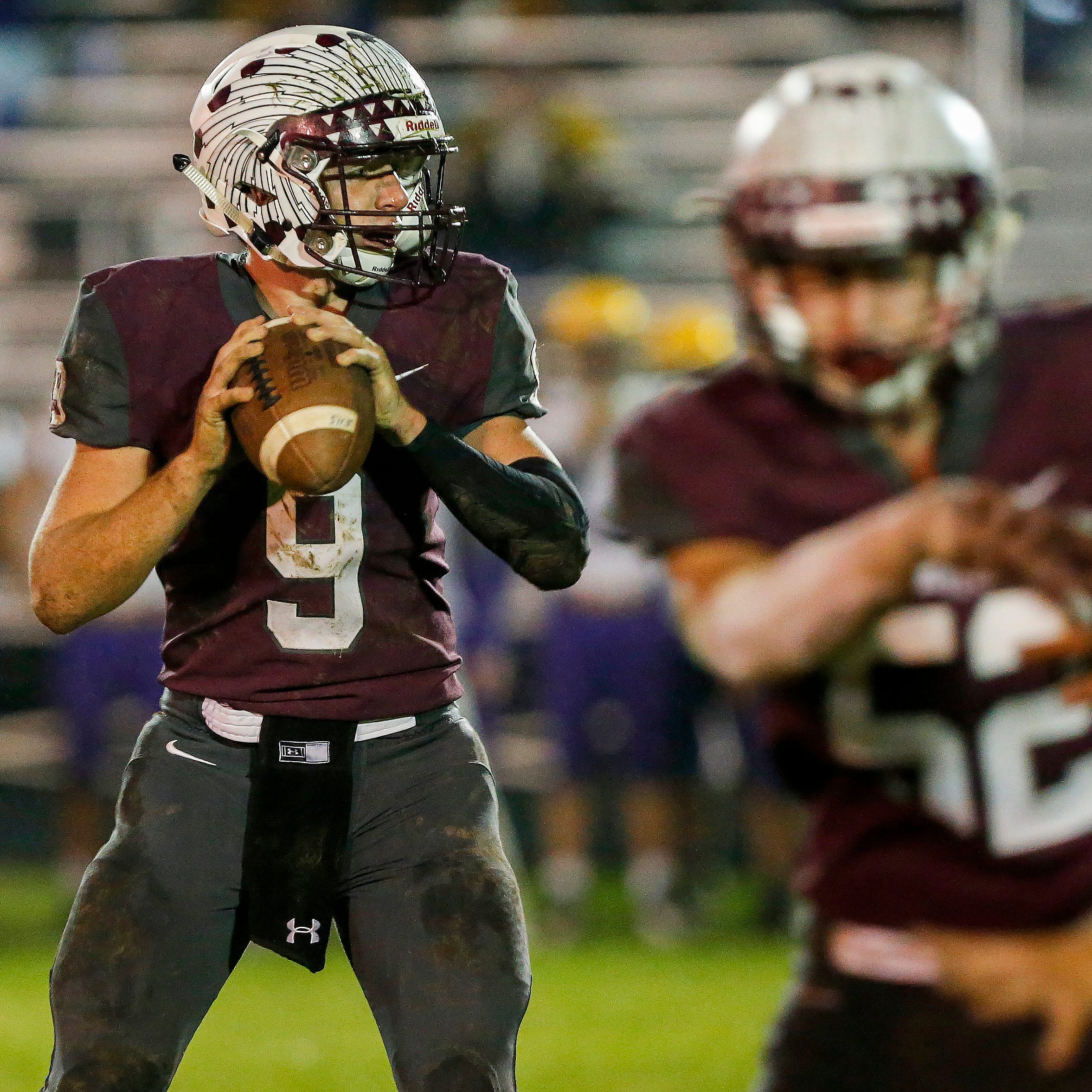 VOTE: Who was the best high school football player in the Ozarks during Week 9?