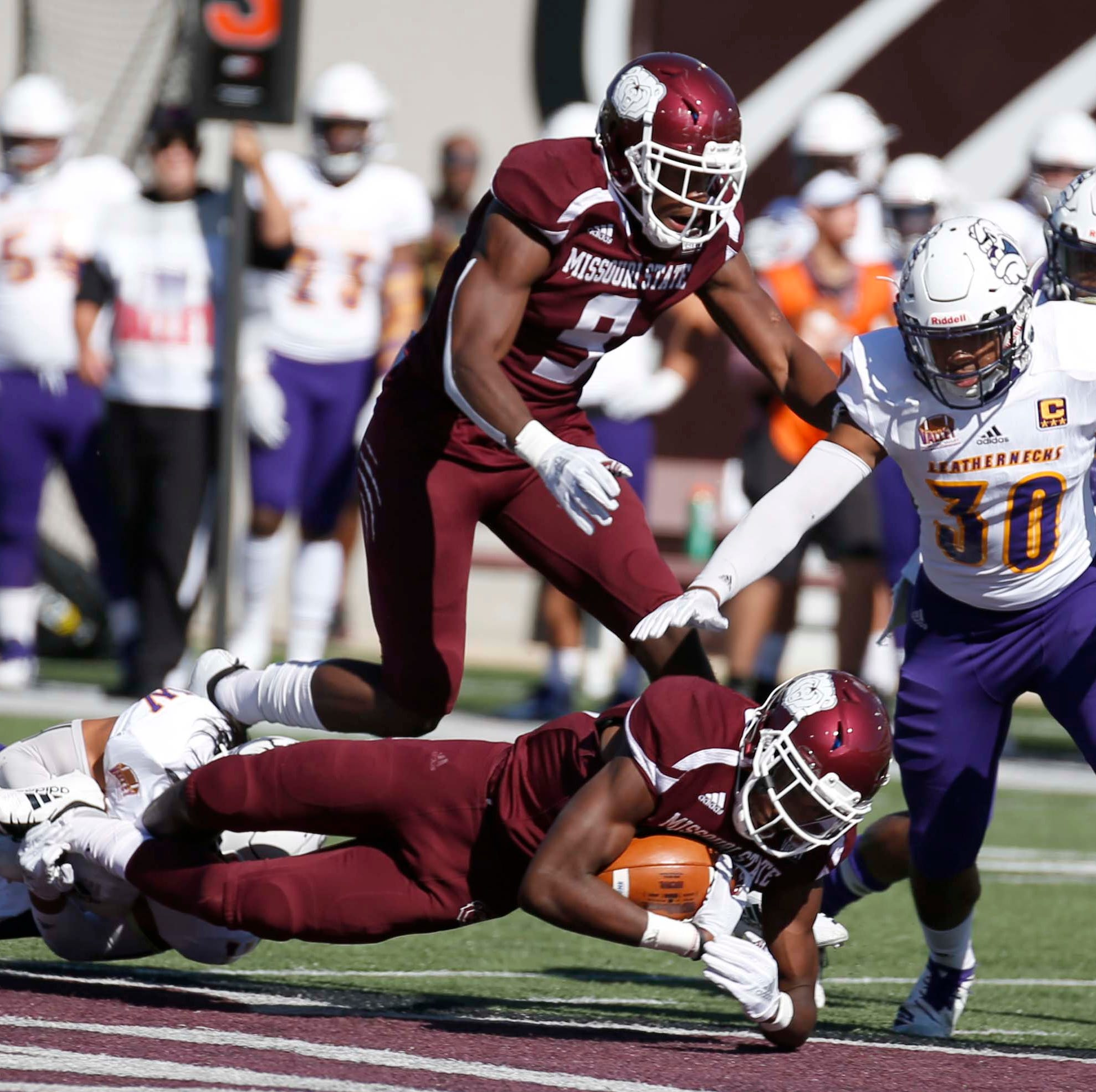Promising season takes hit after Missouri State gets blown out by Western Illinois