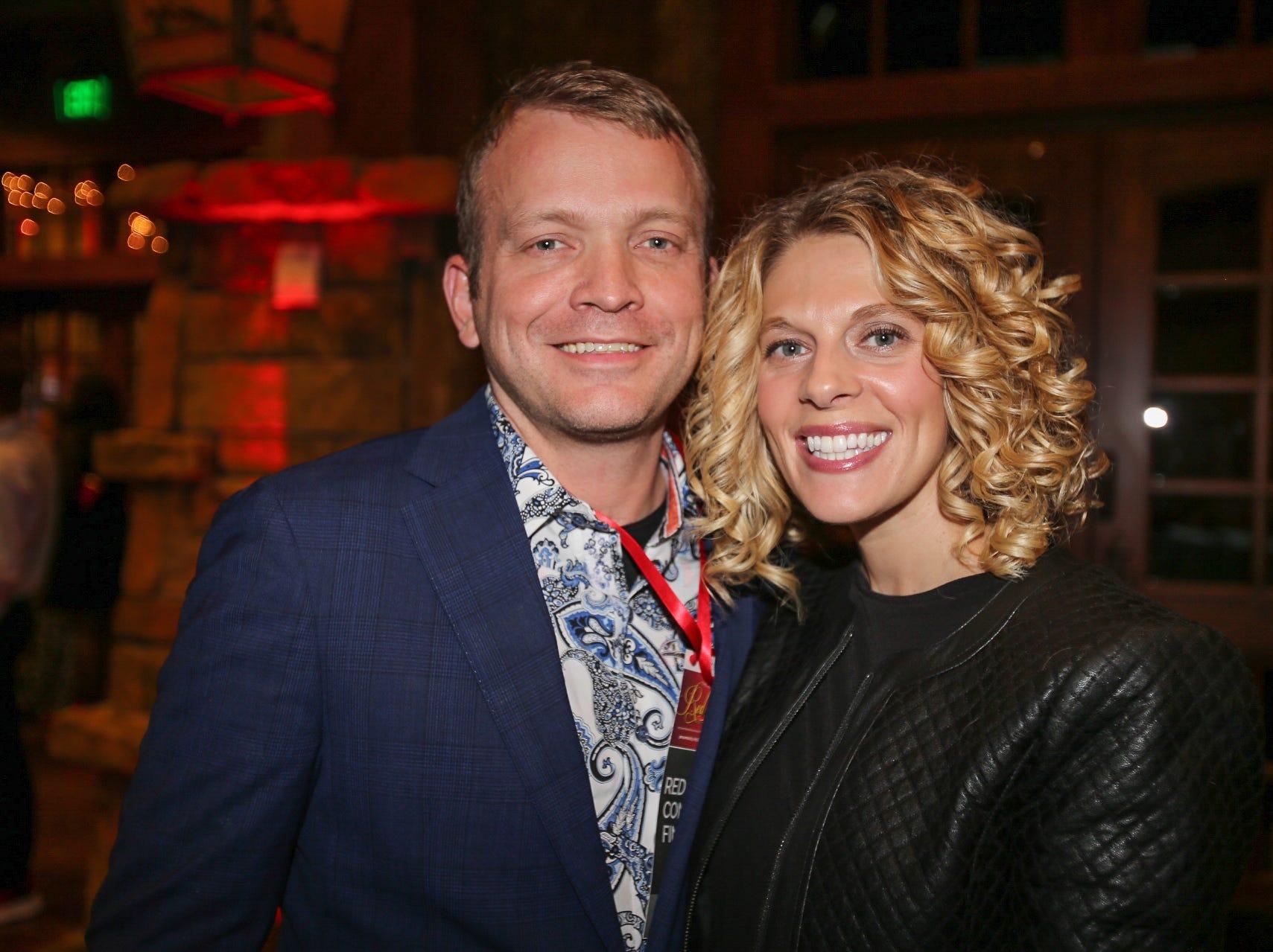 Robert and Katy Shaw