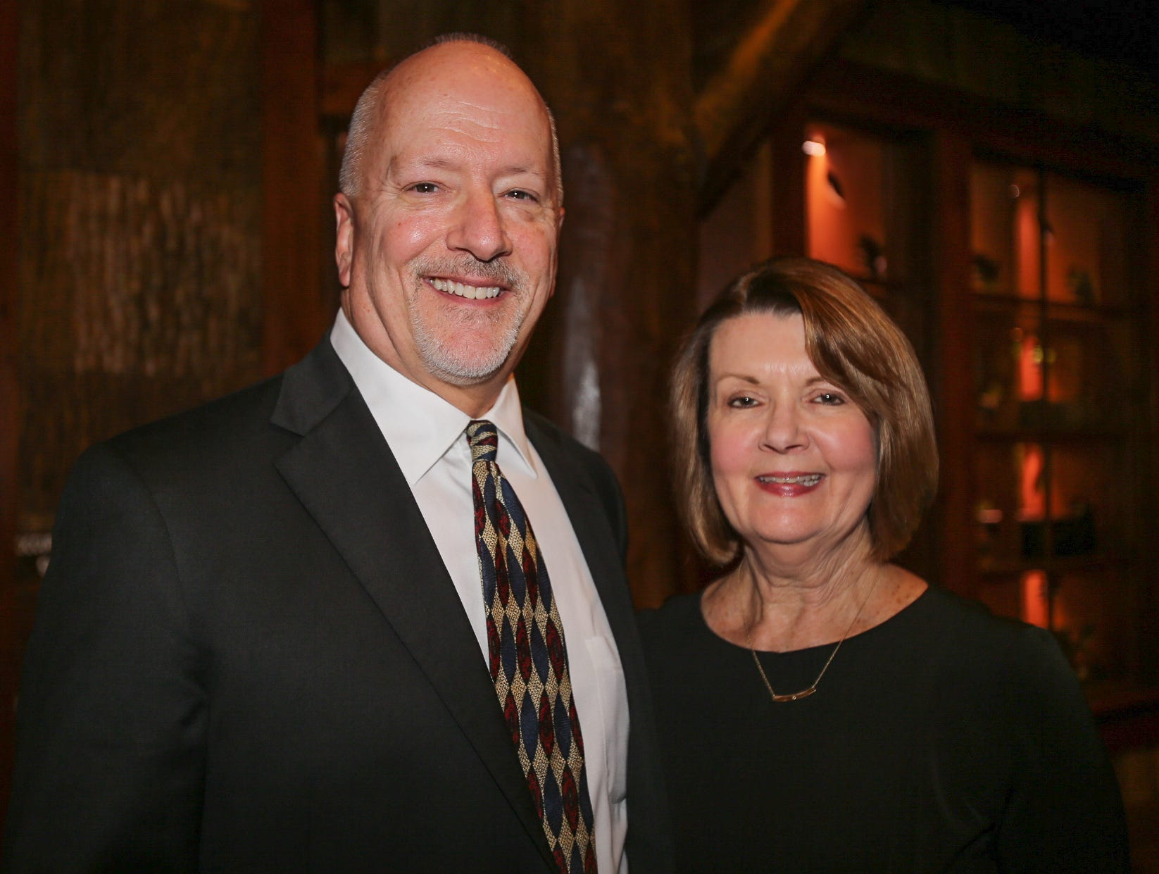 Julian and Brenda Rotramel