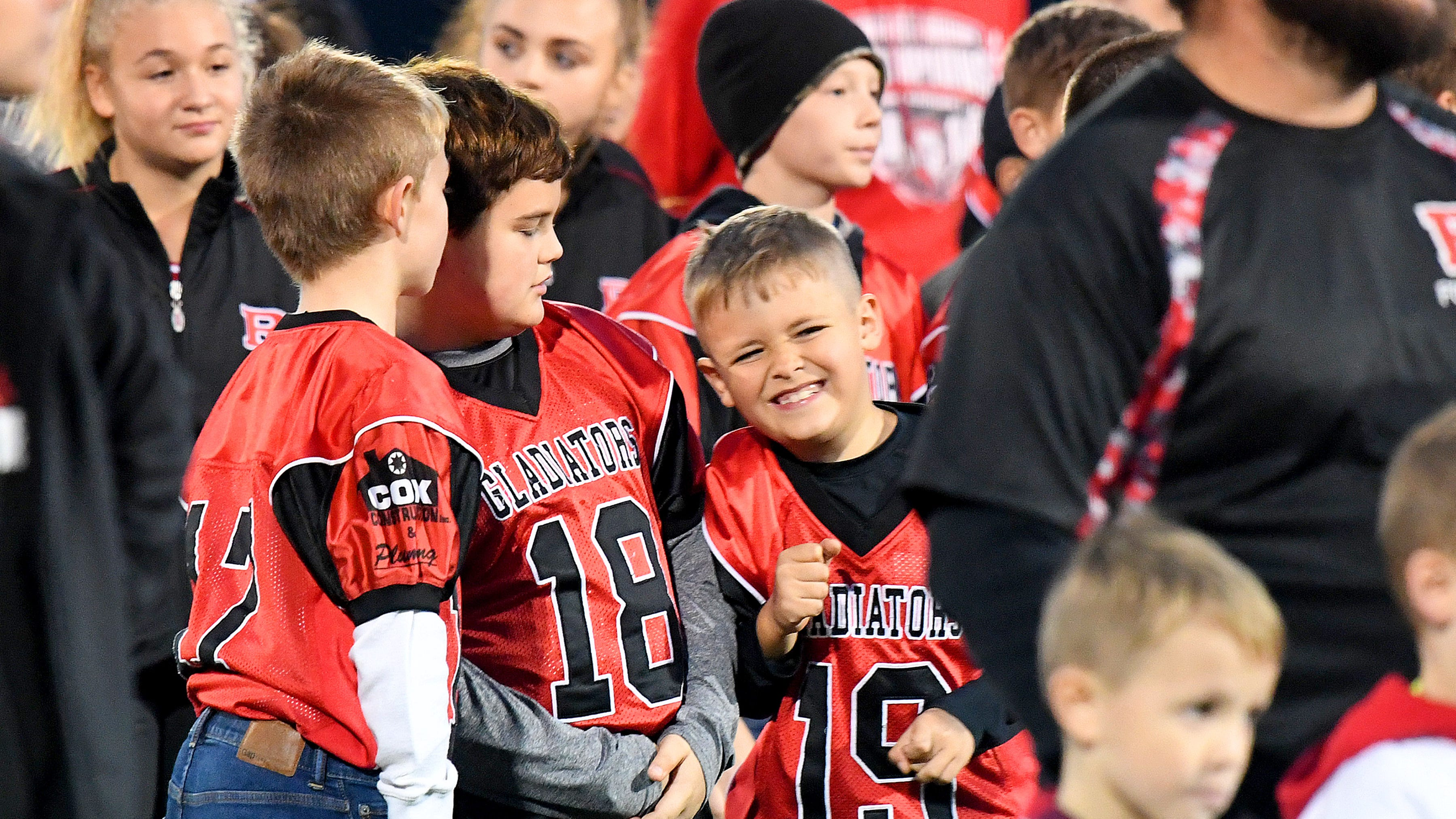 Video: Youth Football Night at Riverheads H.S.