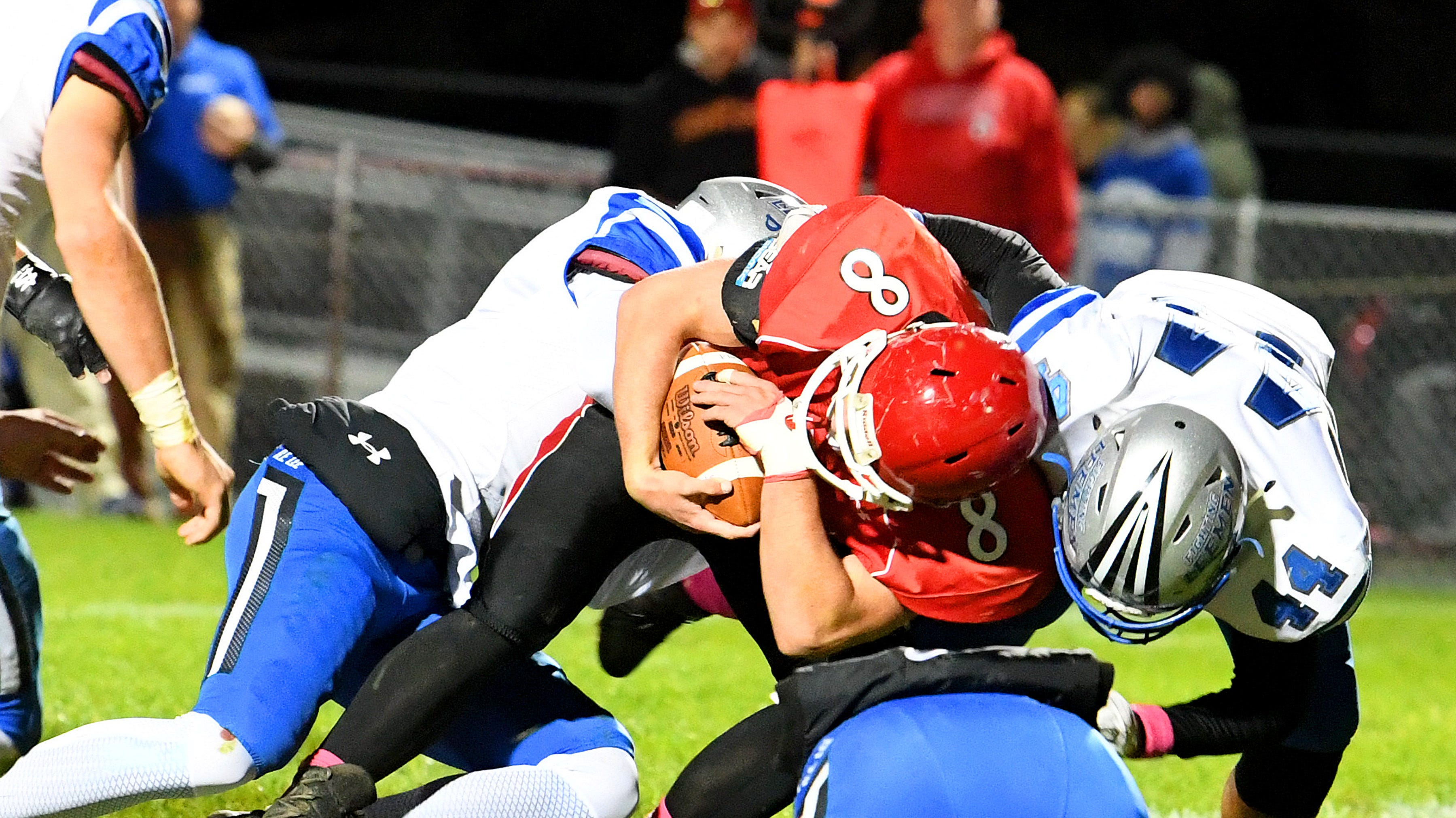 Shenandoah, Valley District football standings through Oct. 19
