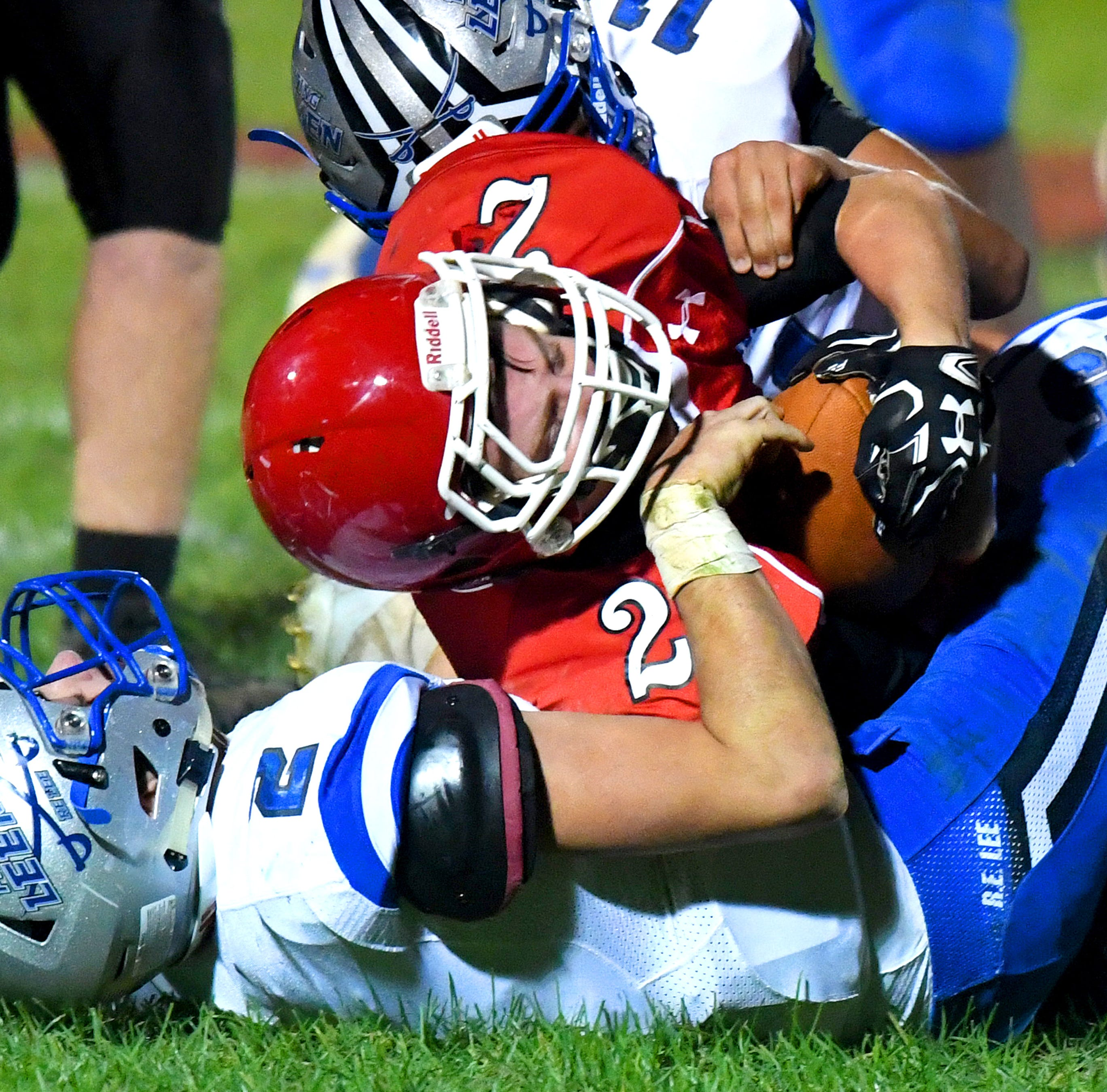 Photos: Riverheads scores win over R.E. Lee