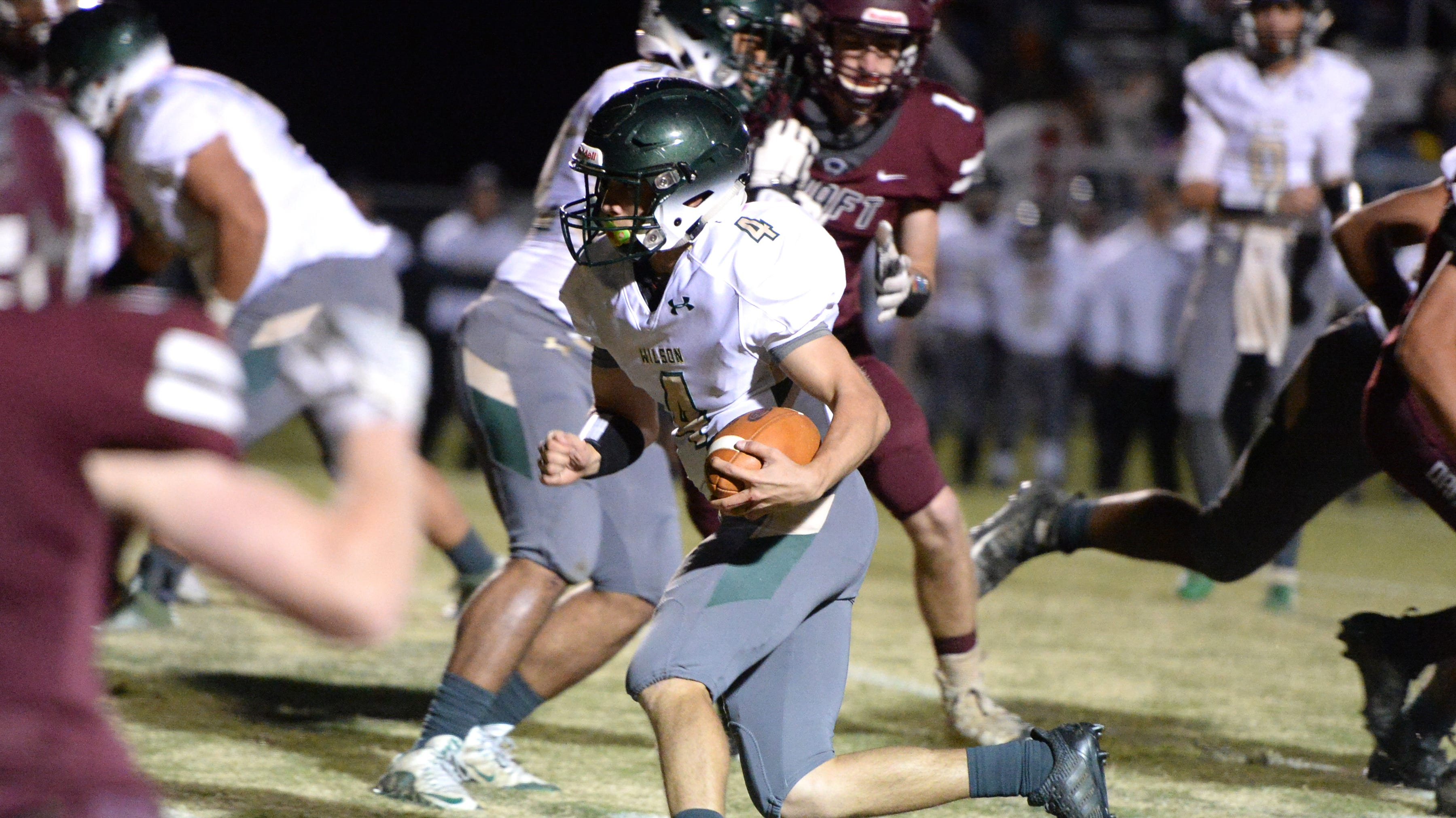 Wilson rallies twice in fourth quarter for win