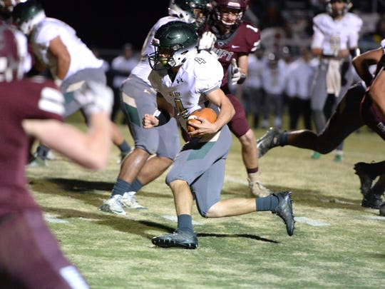 Wilson Memorial appears to be playoff bound after coming in at No. 7 in the latest VHSL power points.
