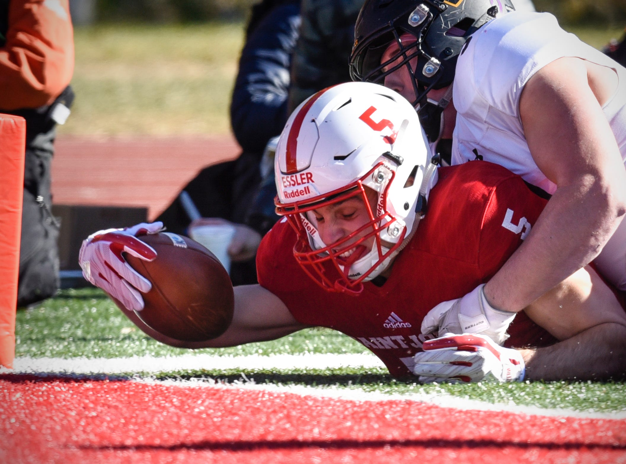 Johnnies back ready for tough game against Thomas More